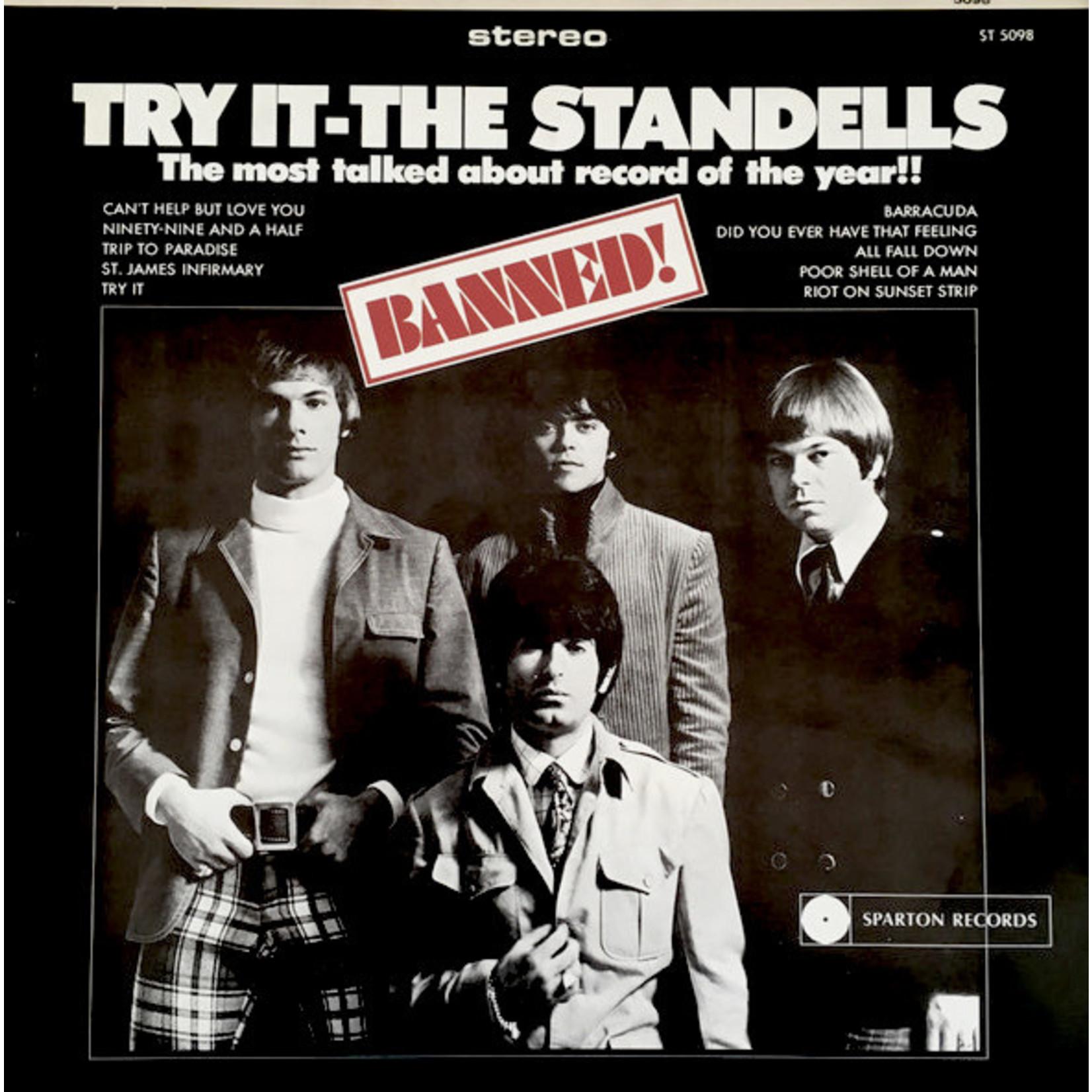 Vinyl The Standells - Try It  (Sparton ST 5098)