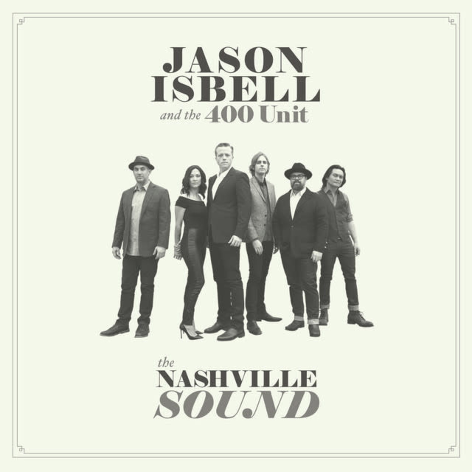 Vinyl Jason Isbell - The Nashville sound