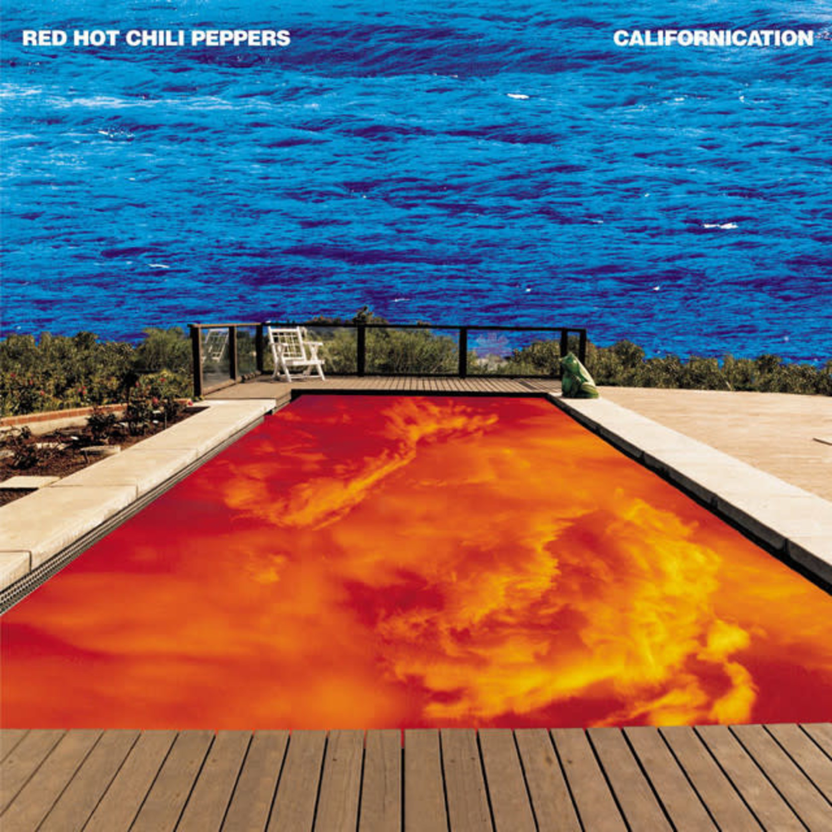 Vinyl Red Hot Chili Peppers - Californication