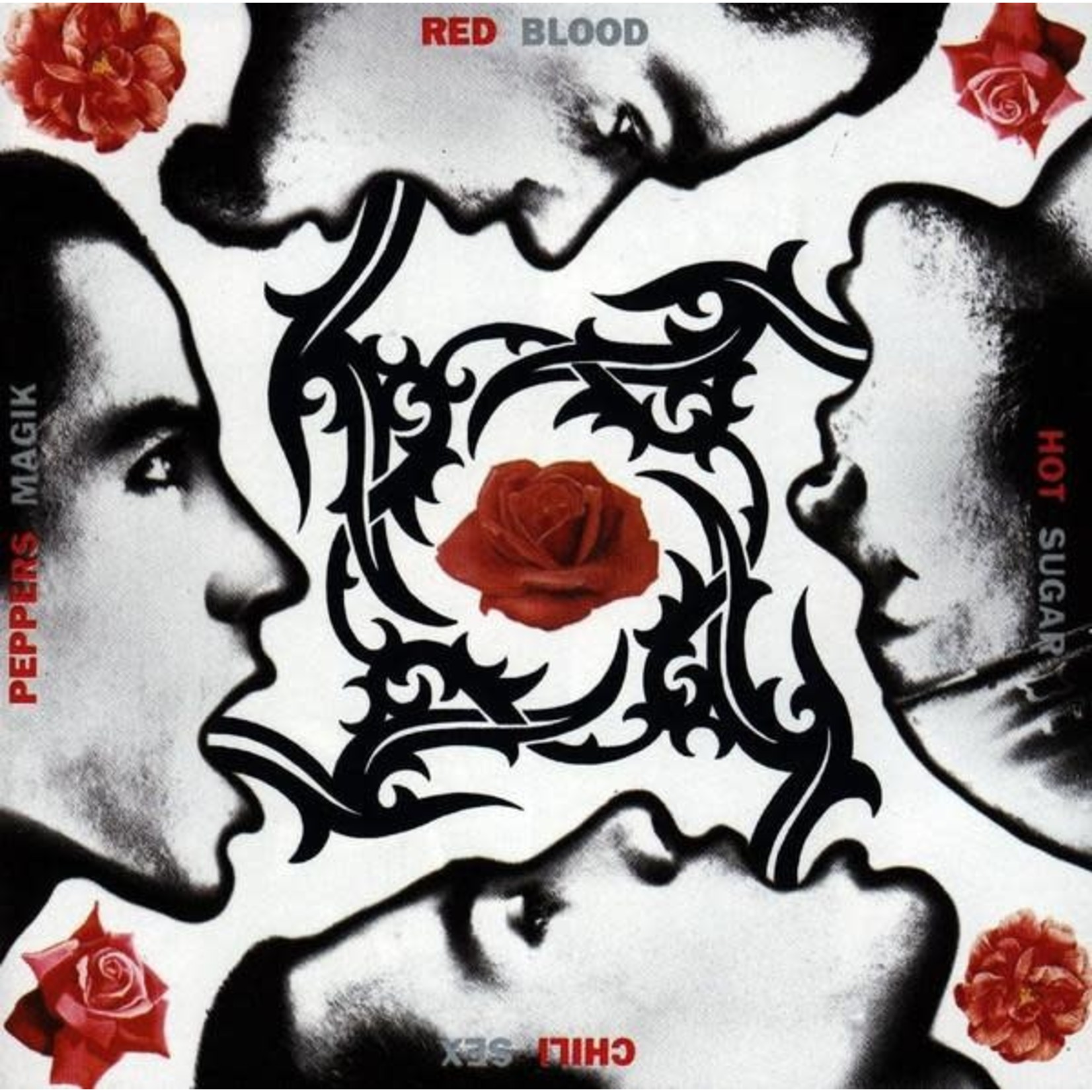 Vinyl Red Hot Chili Peppers - Blood Sugar Sex Magic