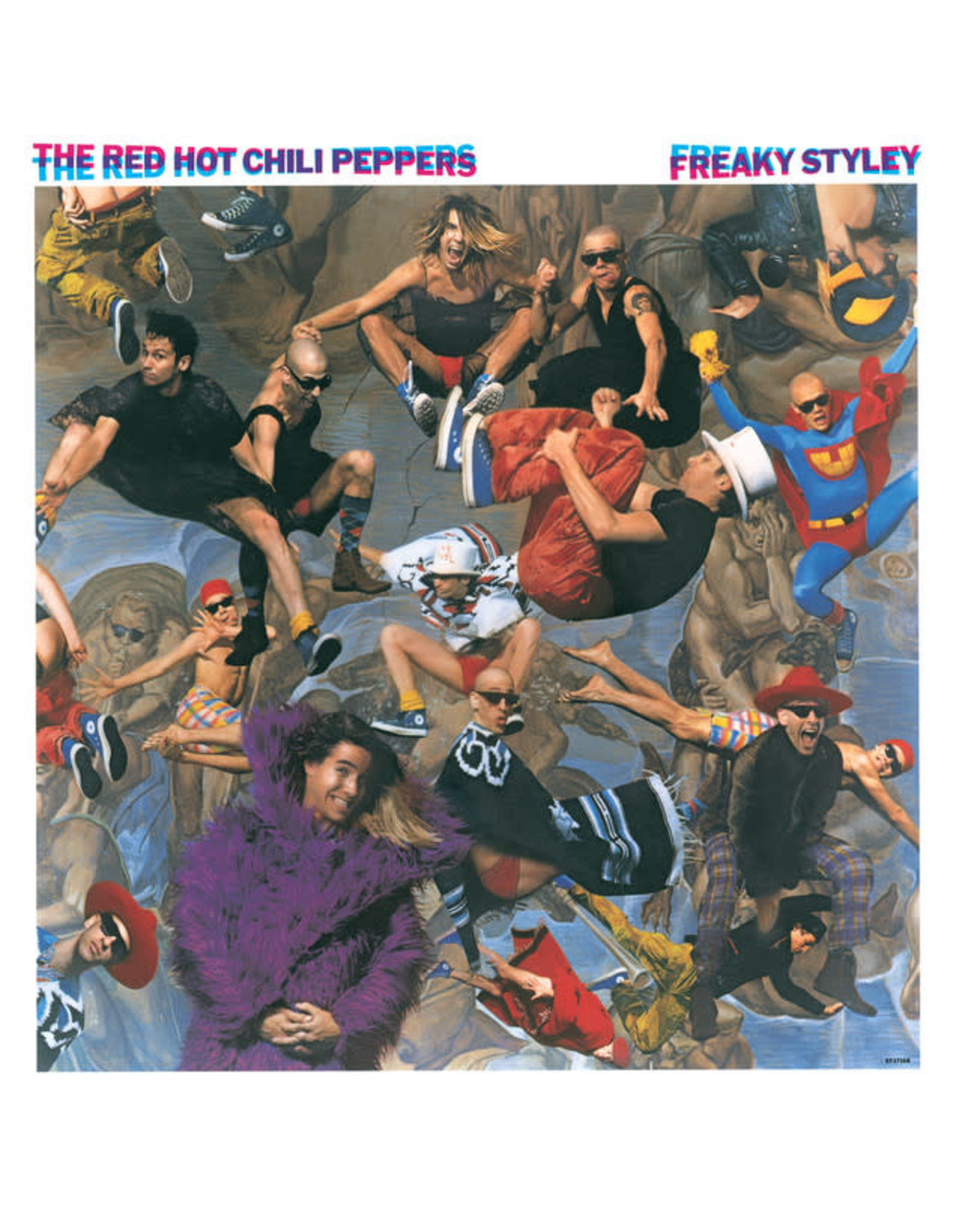 Vinyl Red Hot Chili Peppers - Freaky Styley