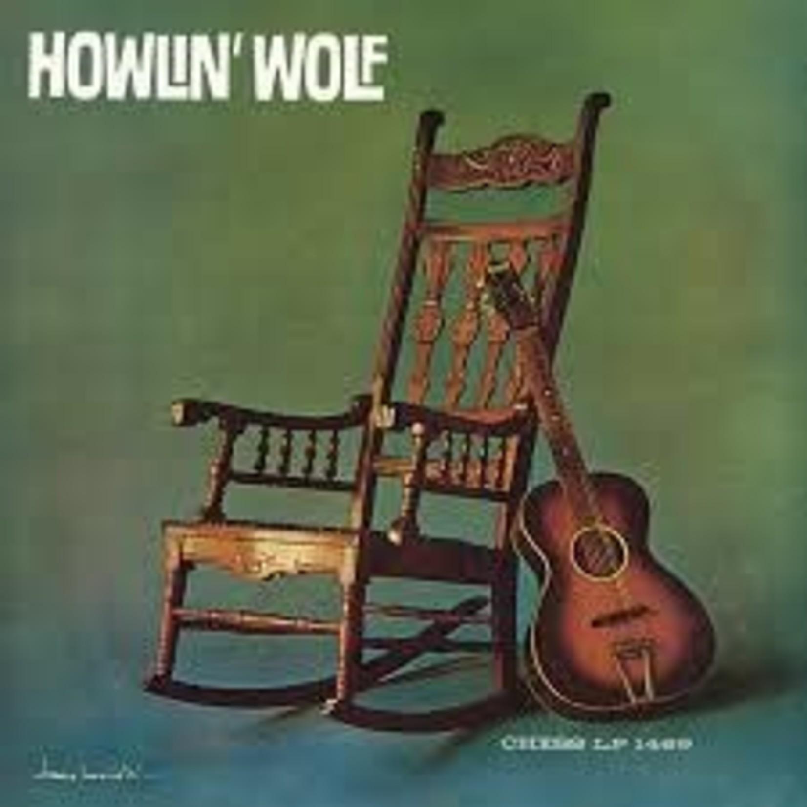 Vinyl Howlin' Wolf - Rocking Chair