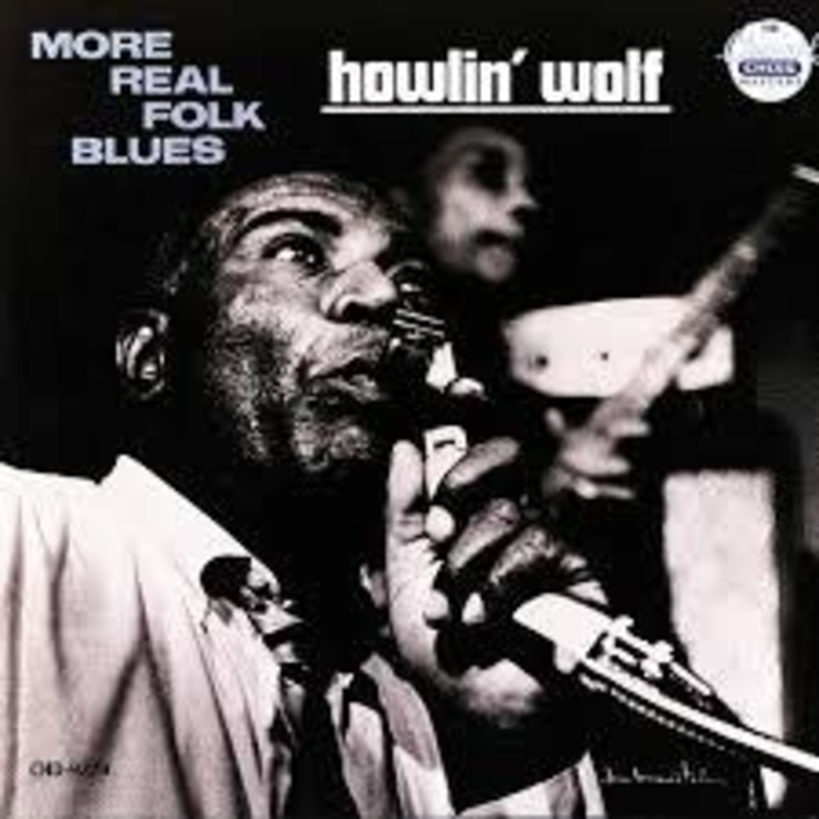 Vinyl Howlin' Wolf - More Real Folk Blues