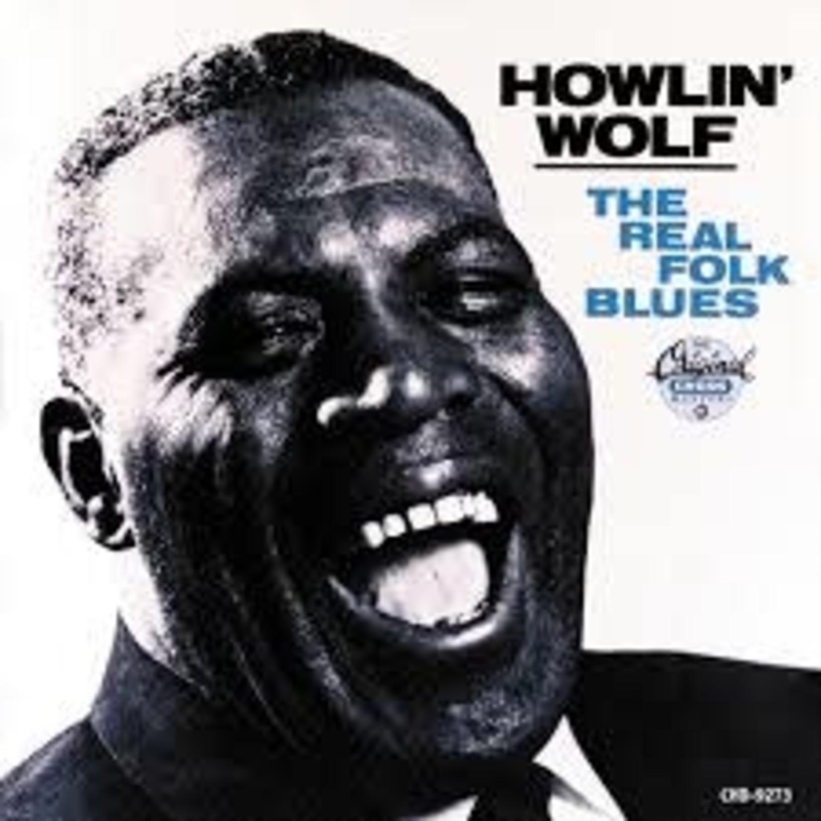 Vinyl Howlin' Wolf - The Real Folk Blues
