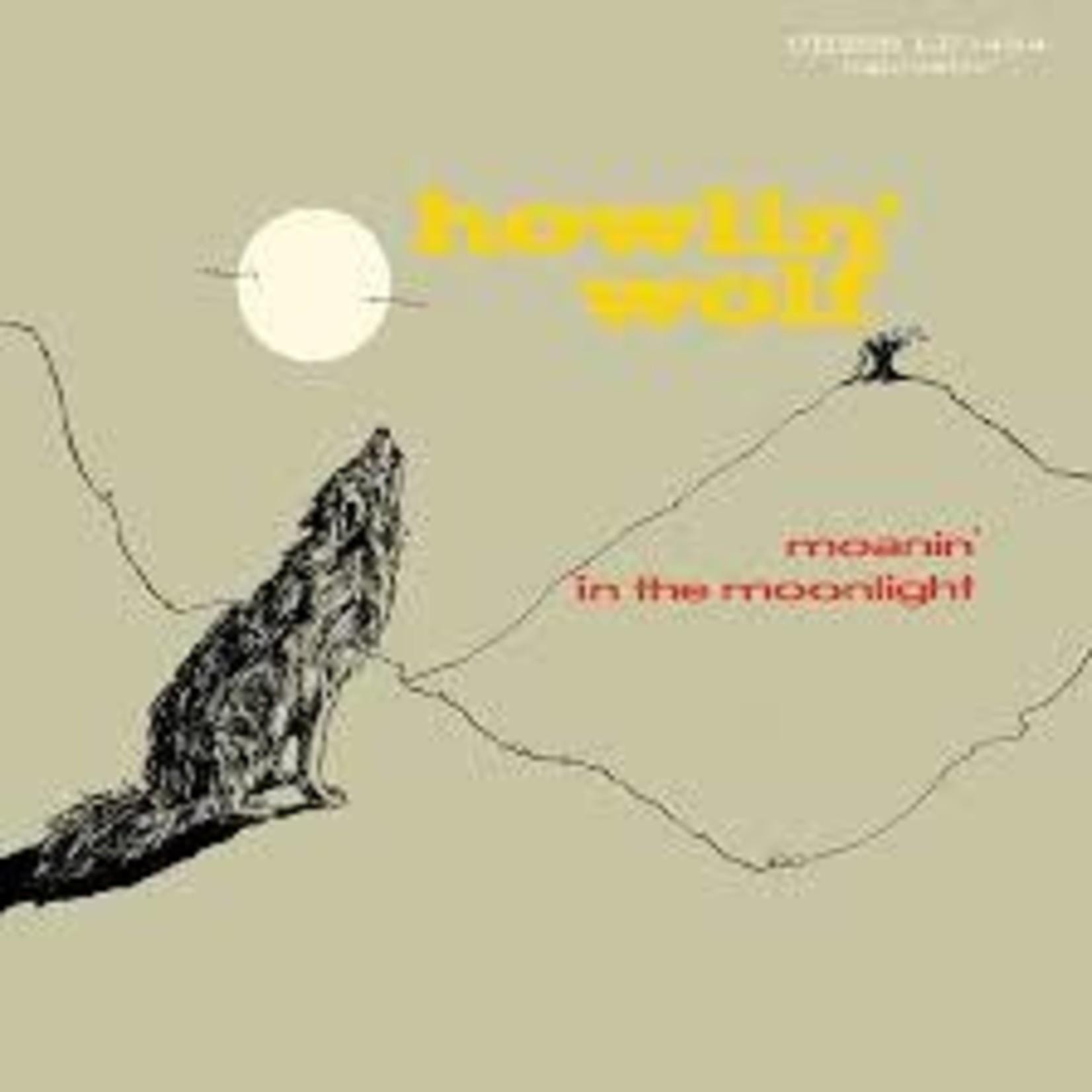 Vinyl Howlin' Wolf - Moanin' in the Moonlight