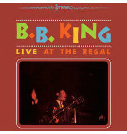 Vinyl B.B. King - Live at the Regal