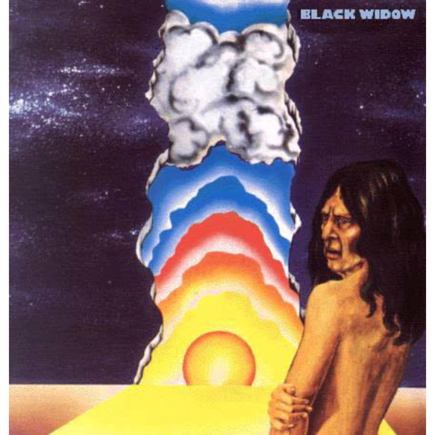 Vinyl Black Widow - S/T.  Final Sale
