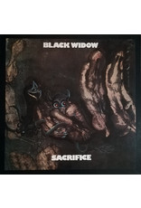 Vinyl Black Widow - Sacrifice