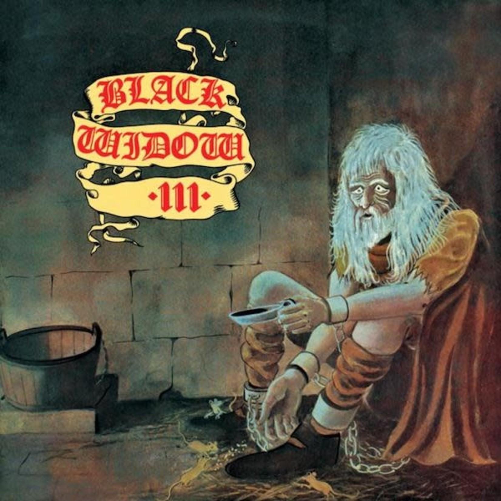 Vinyl Black Widow - III.  Final Sale