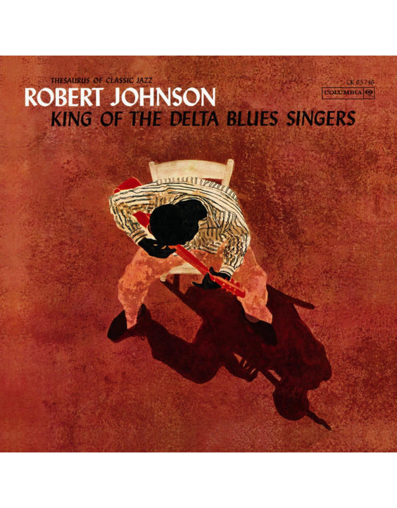 Vinyl Robert Johnson - King of the Delta Blues Singers