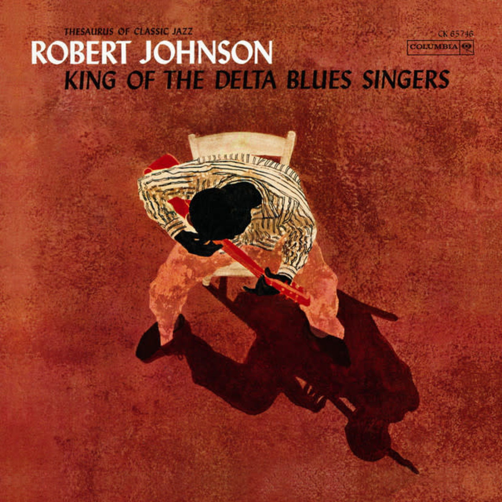 Vinyl Robert Johnson - King of the Delta Blues Singers Volume 1 + 2  (2 LP)