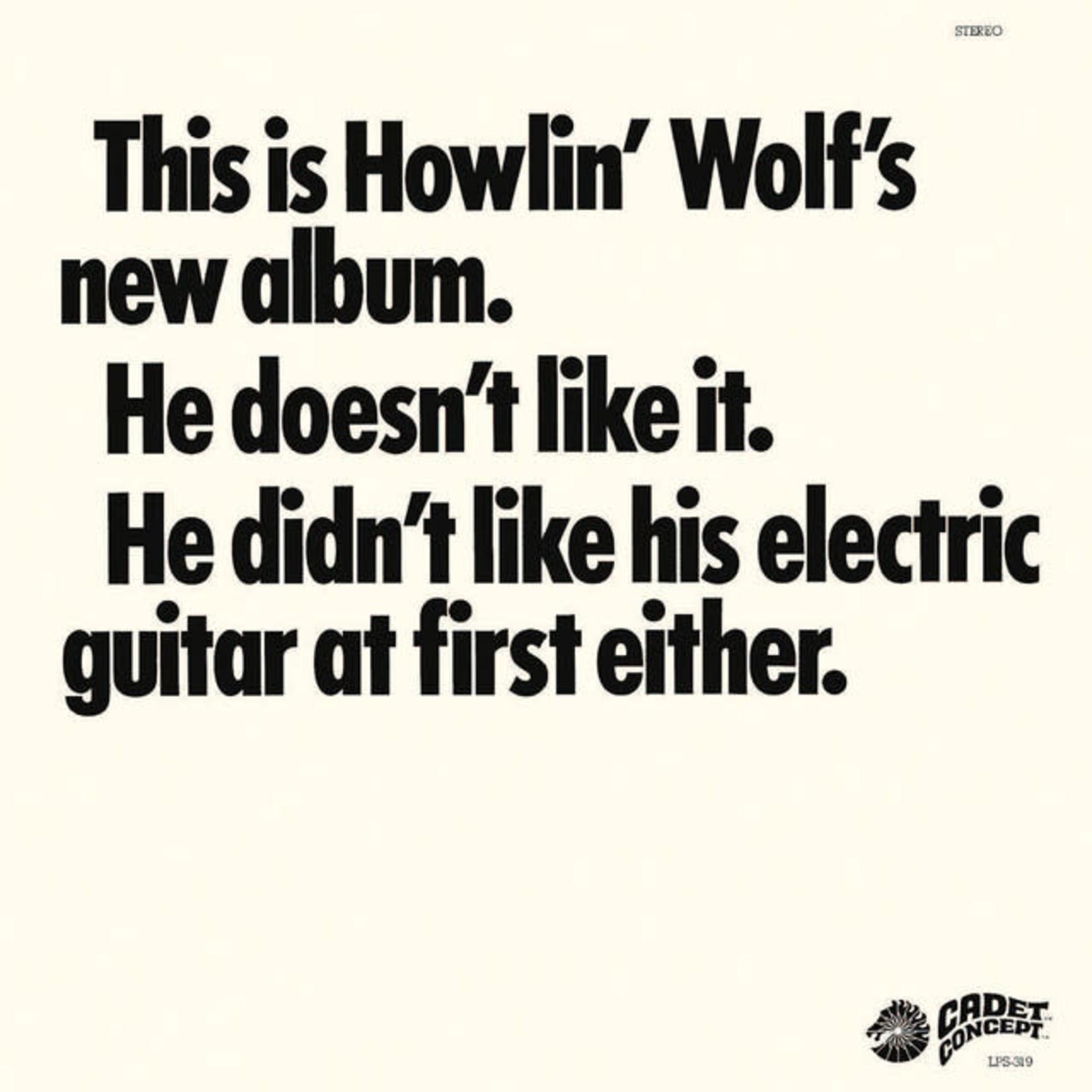 Vinyl Howlin' Wolf - The Howlin' Wolf Album