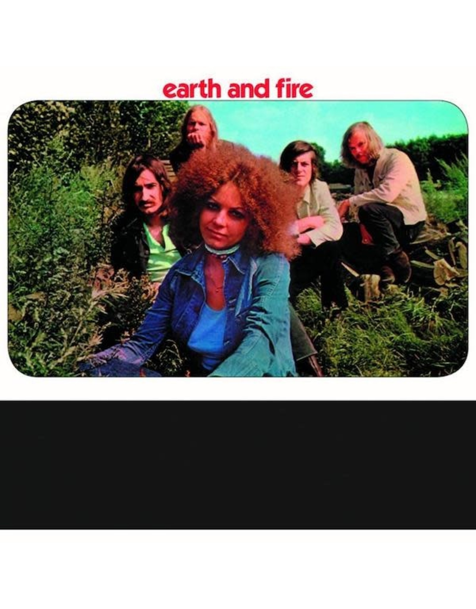 Vinyl Earth and Fire - ST.  Final Sale
