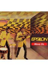 Vinyl Epsilon - Move On