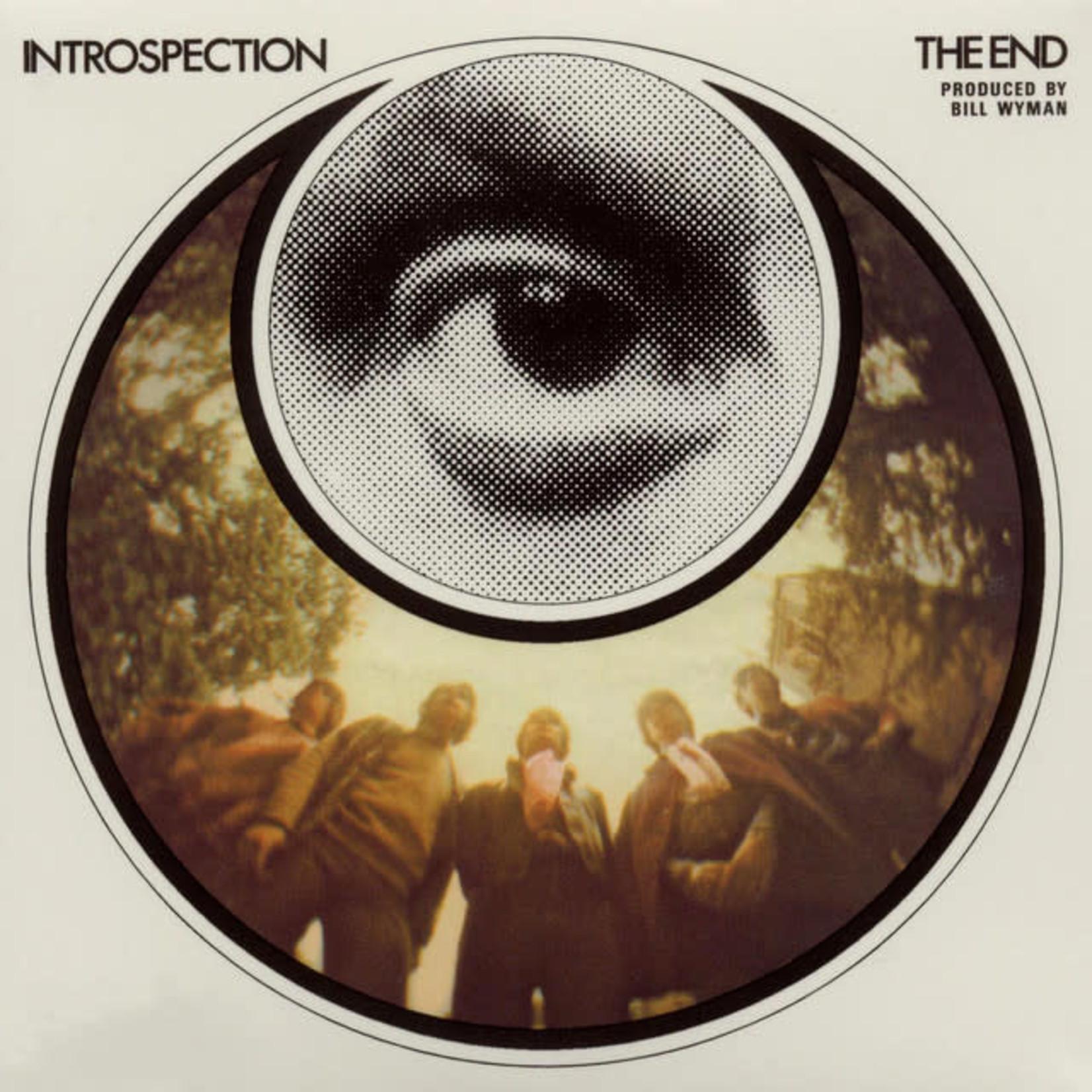 Vinyl The End - Introspection