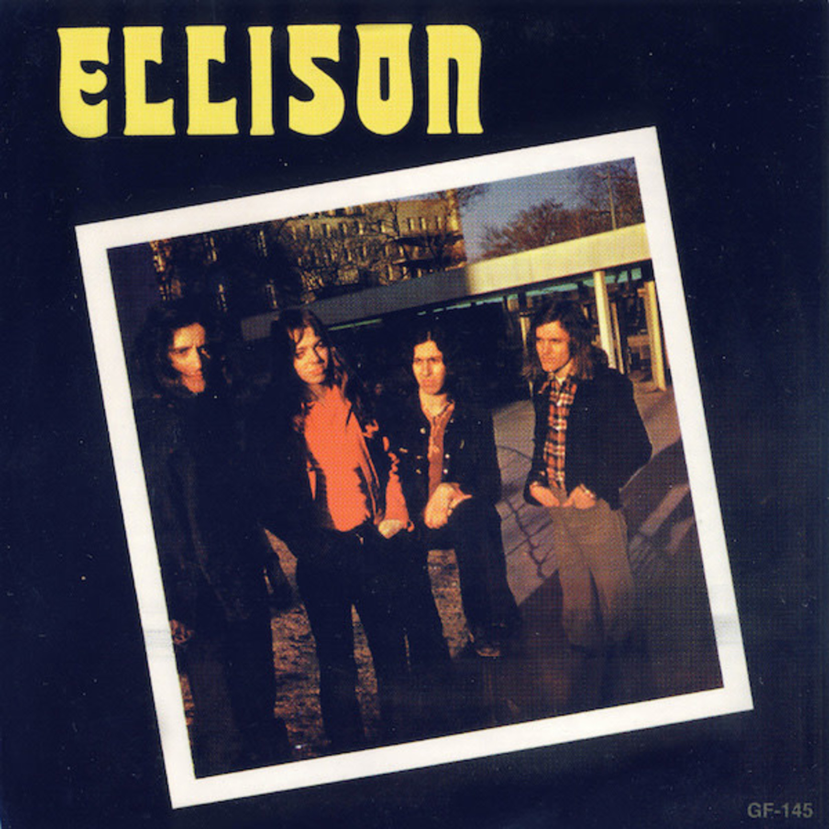 Vinyl Ellison - ST