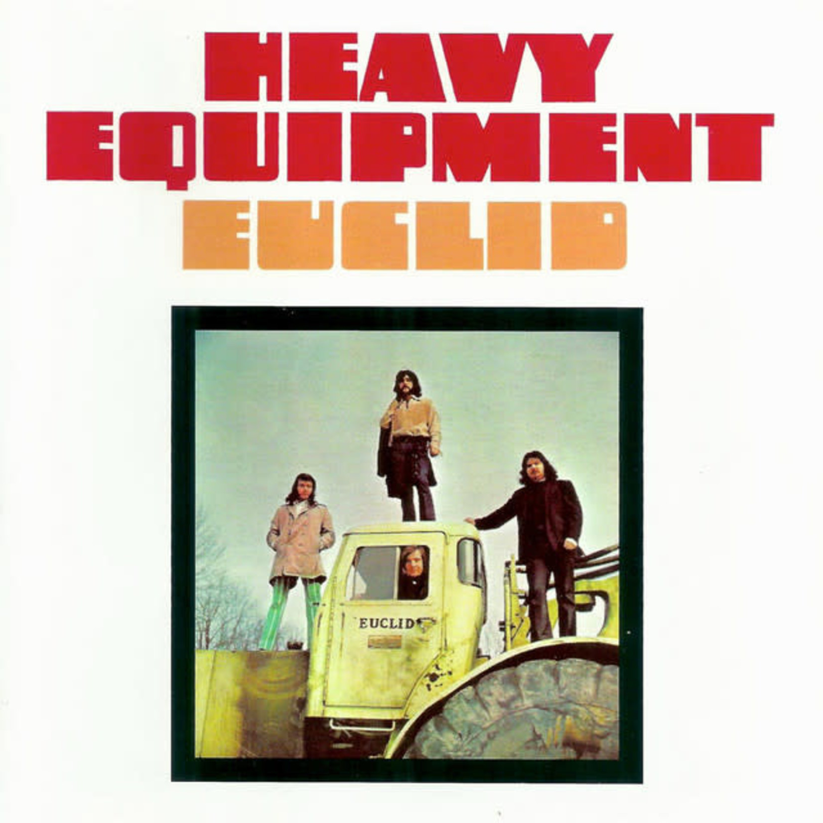 Vinyl Heavy Equipment - Euclid