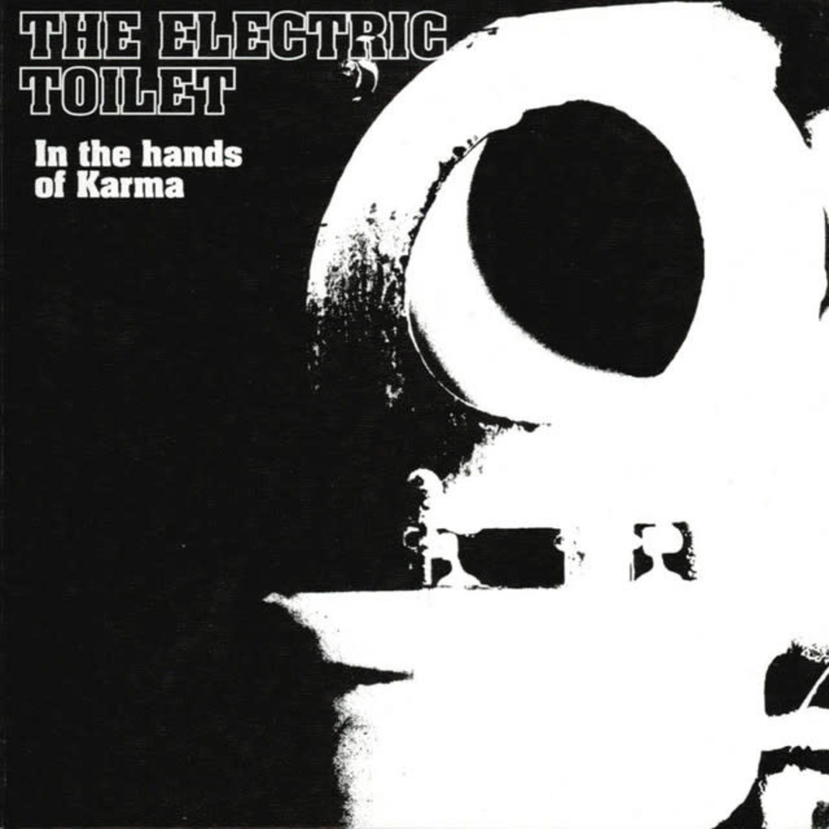 Vinyl Electric Toilet - In the hands of karma