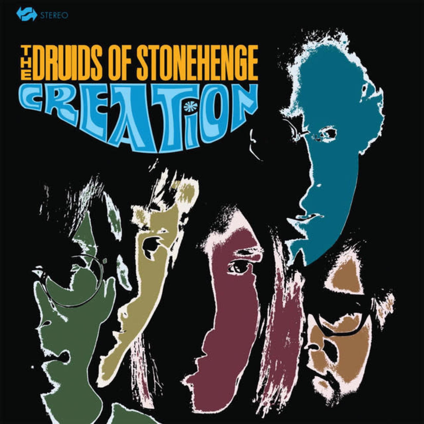 Vinyl Druids Of Stonehenge - Creation