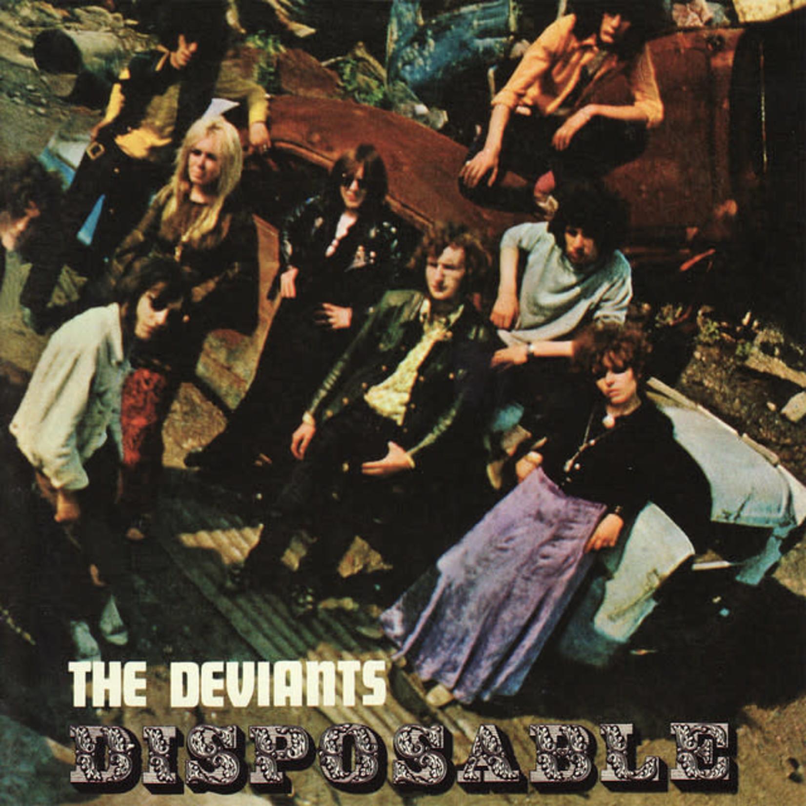 Vinyl The Deviants - Disposable