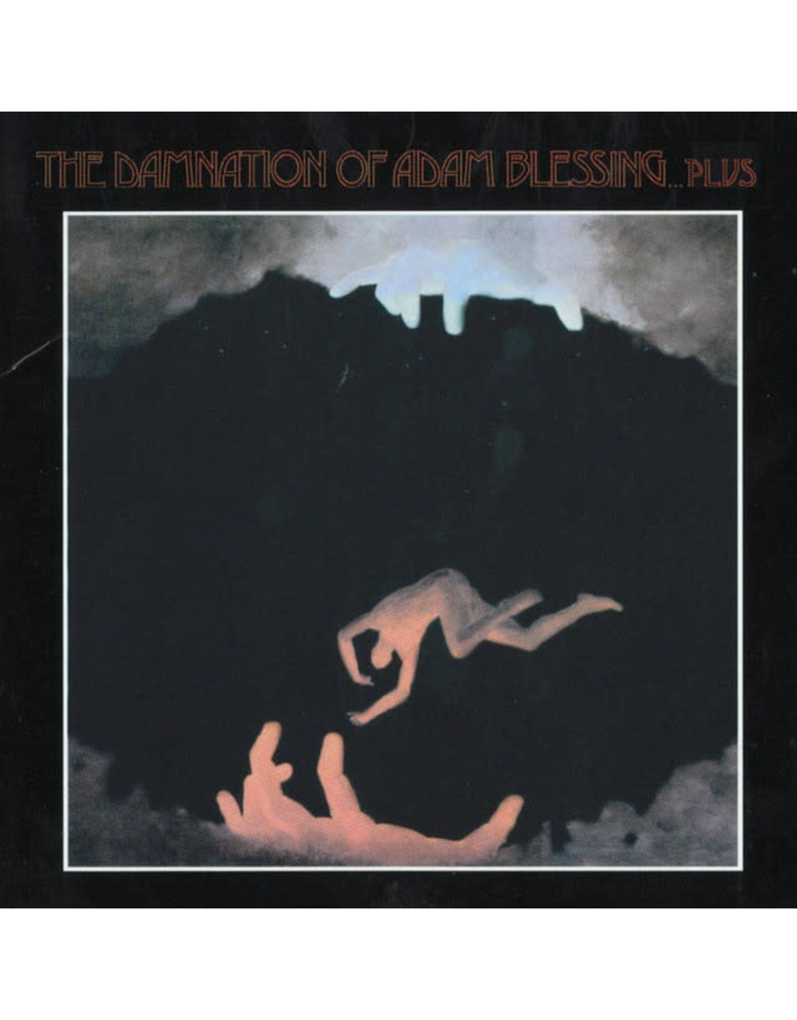 Vinyl The Damnation Of Adam Blessing - ST