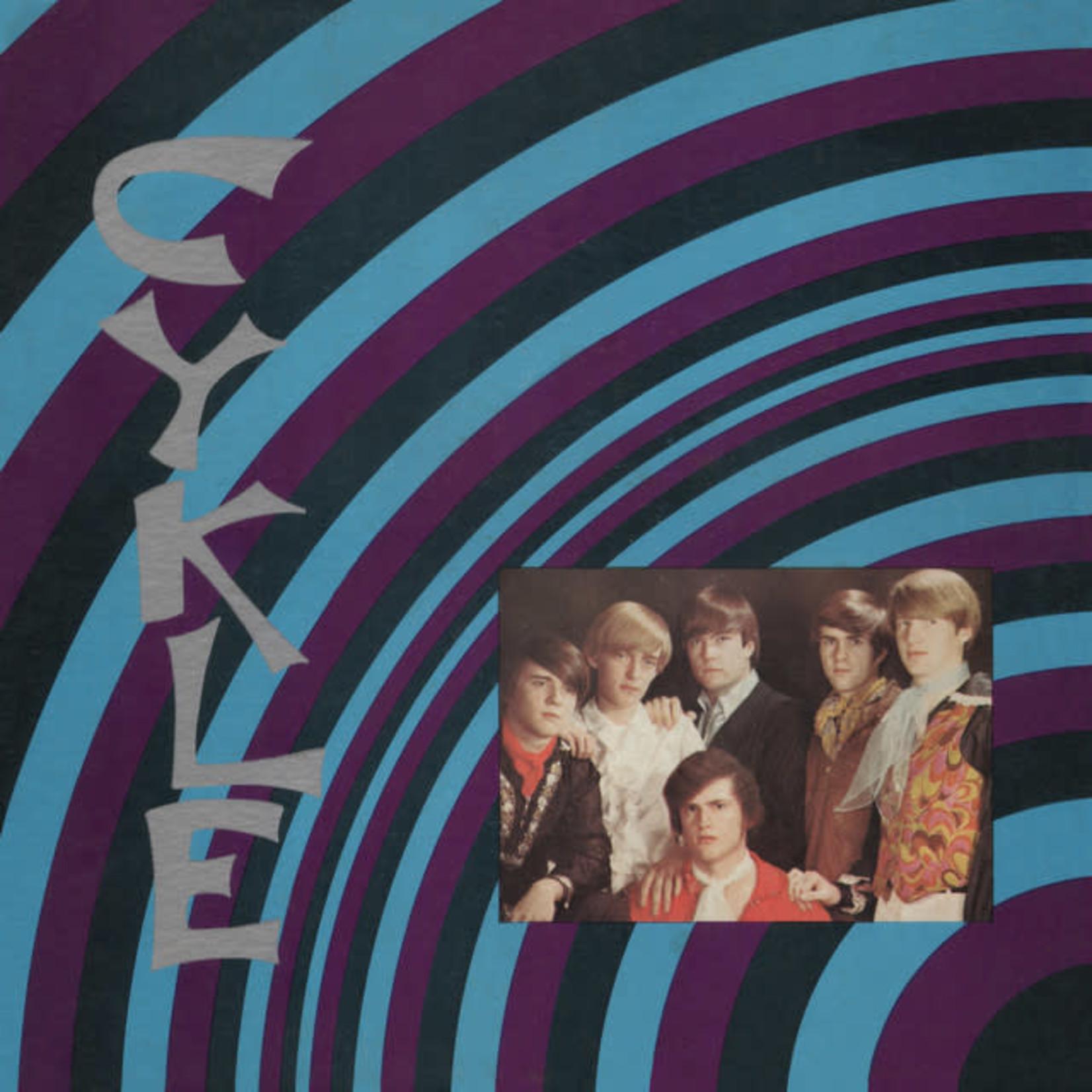 Vinyl Cykle - ST