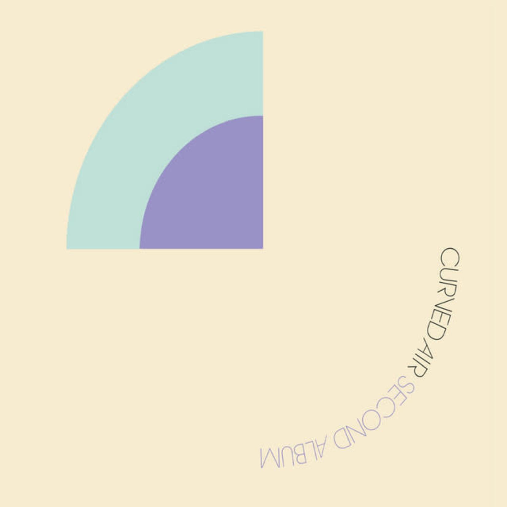 Vinyl Curved Air - Second Album