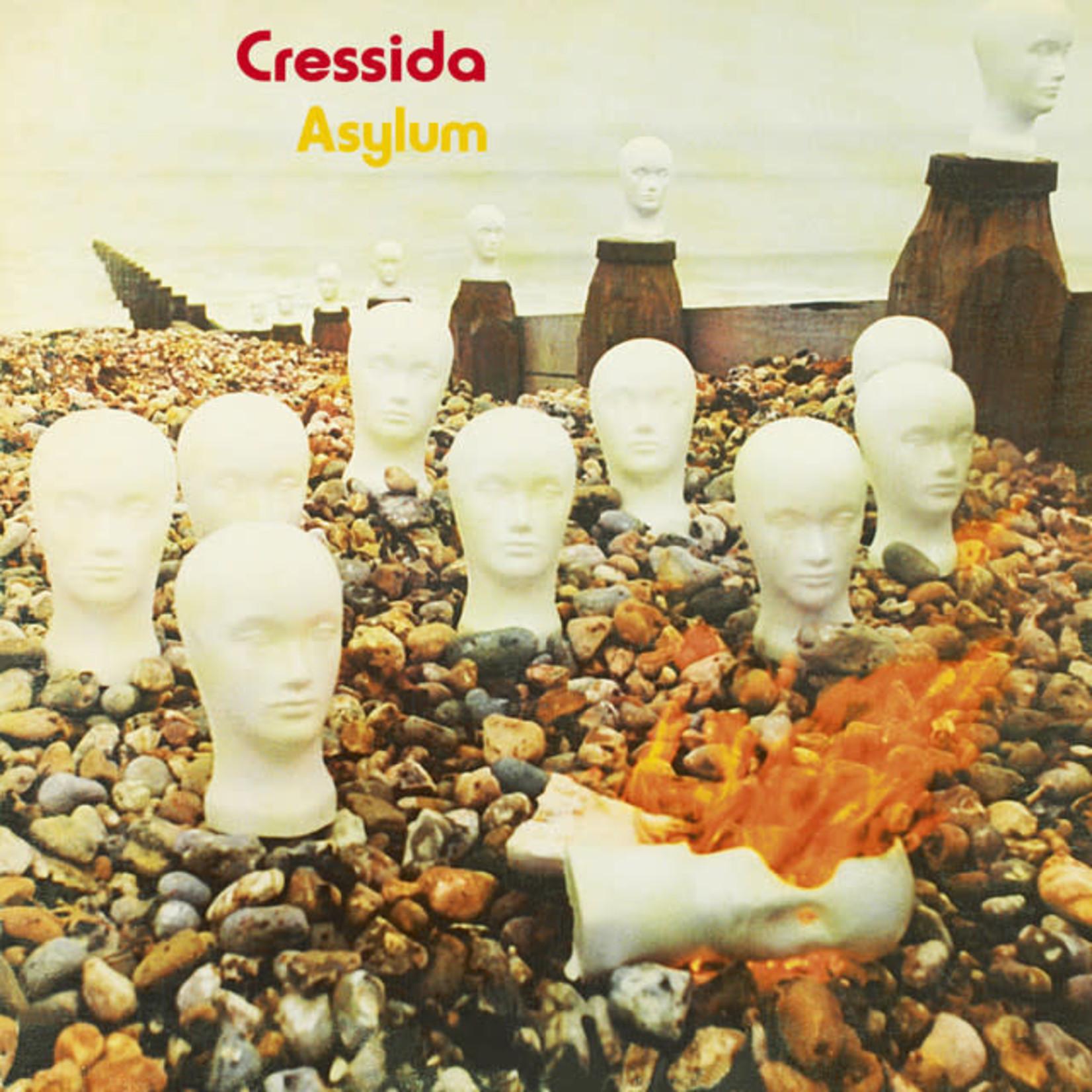 Vinyl Cressida - Asylum