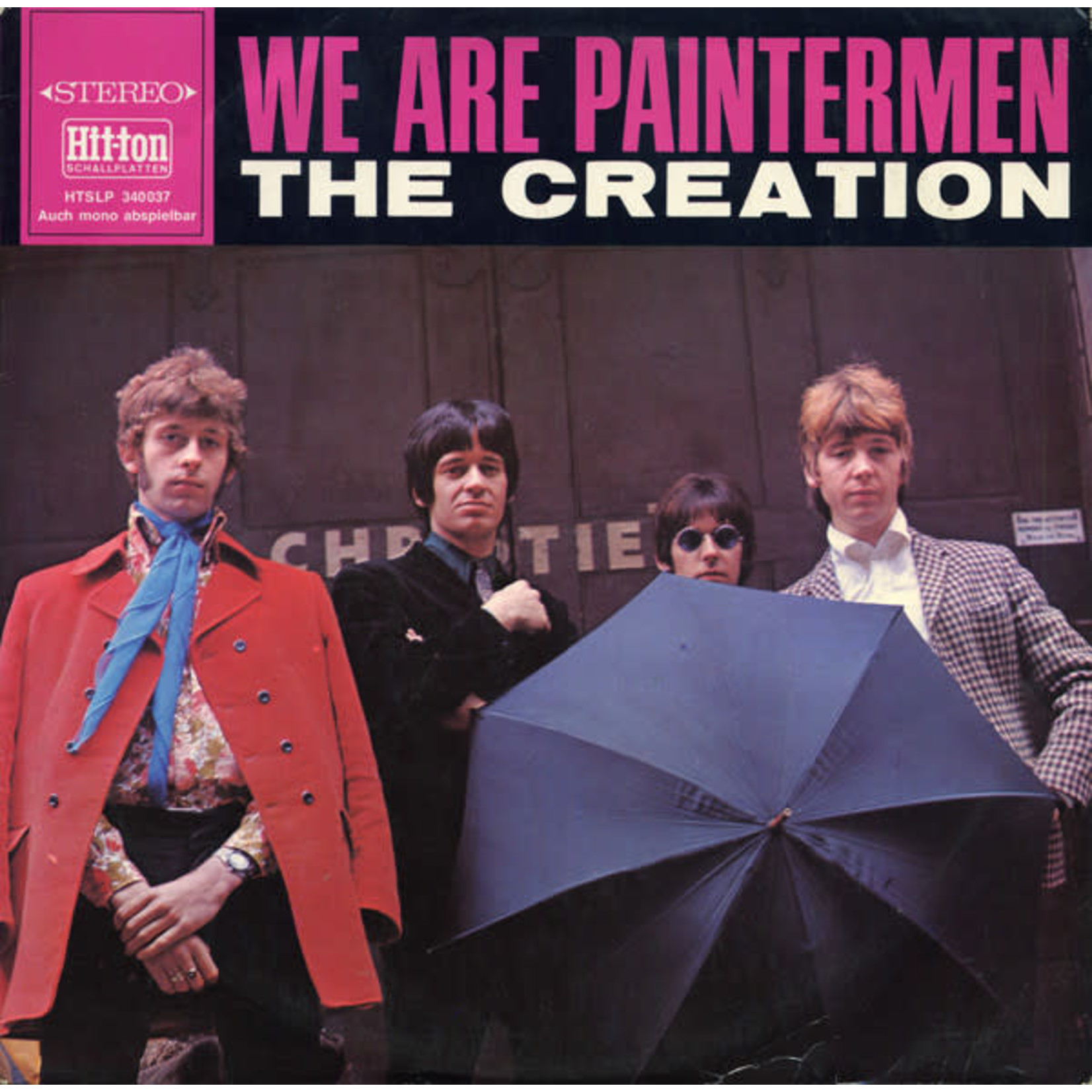 Vinyl The Creation - We Are Paintermen
