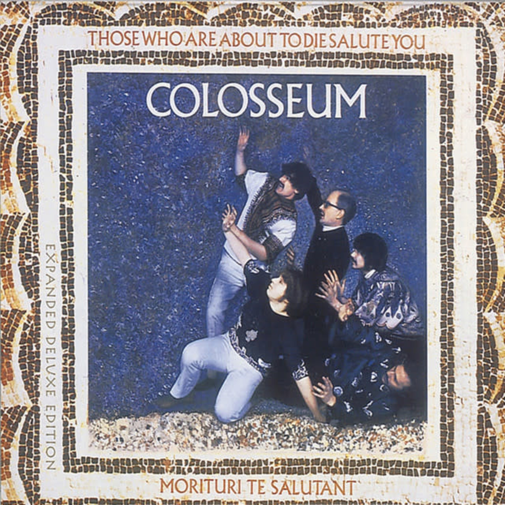 Vinyl Colosseum - Those Who Are About To Die Salute You