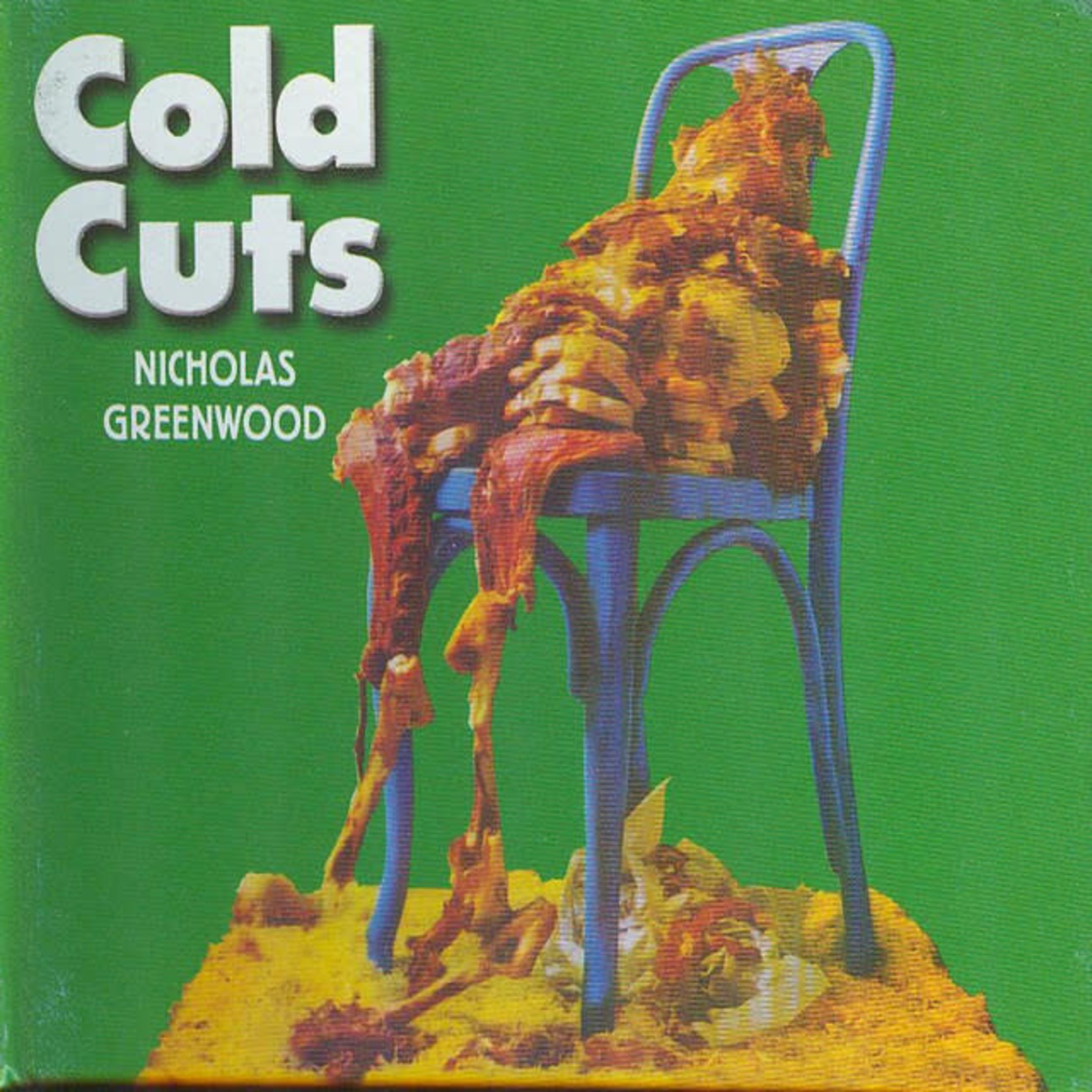 Vinyl Nicholas Greenwood - Cold Cuts