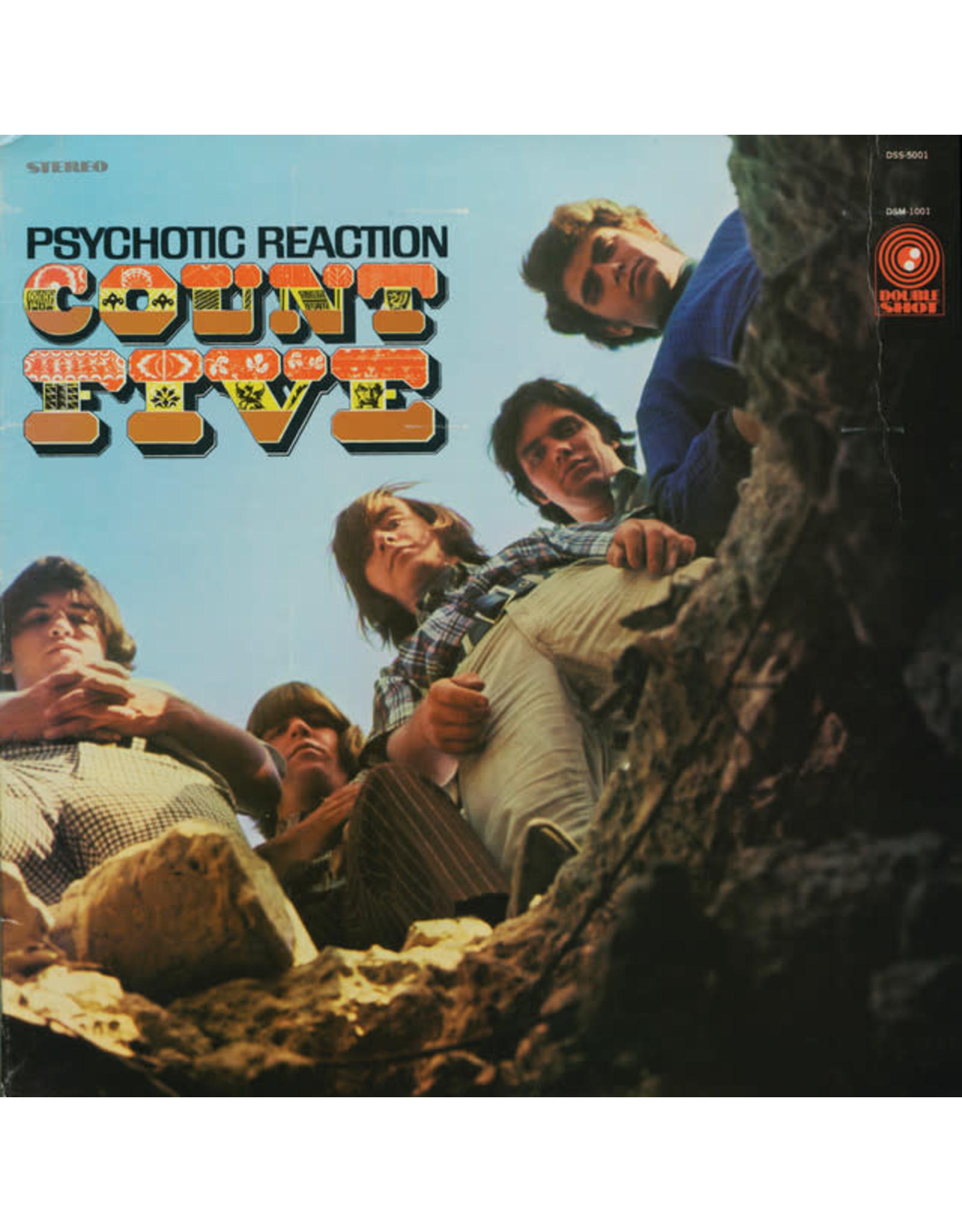 Vinyl Count Five - Psychotic Reaction