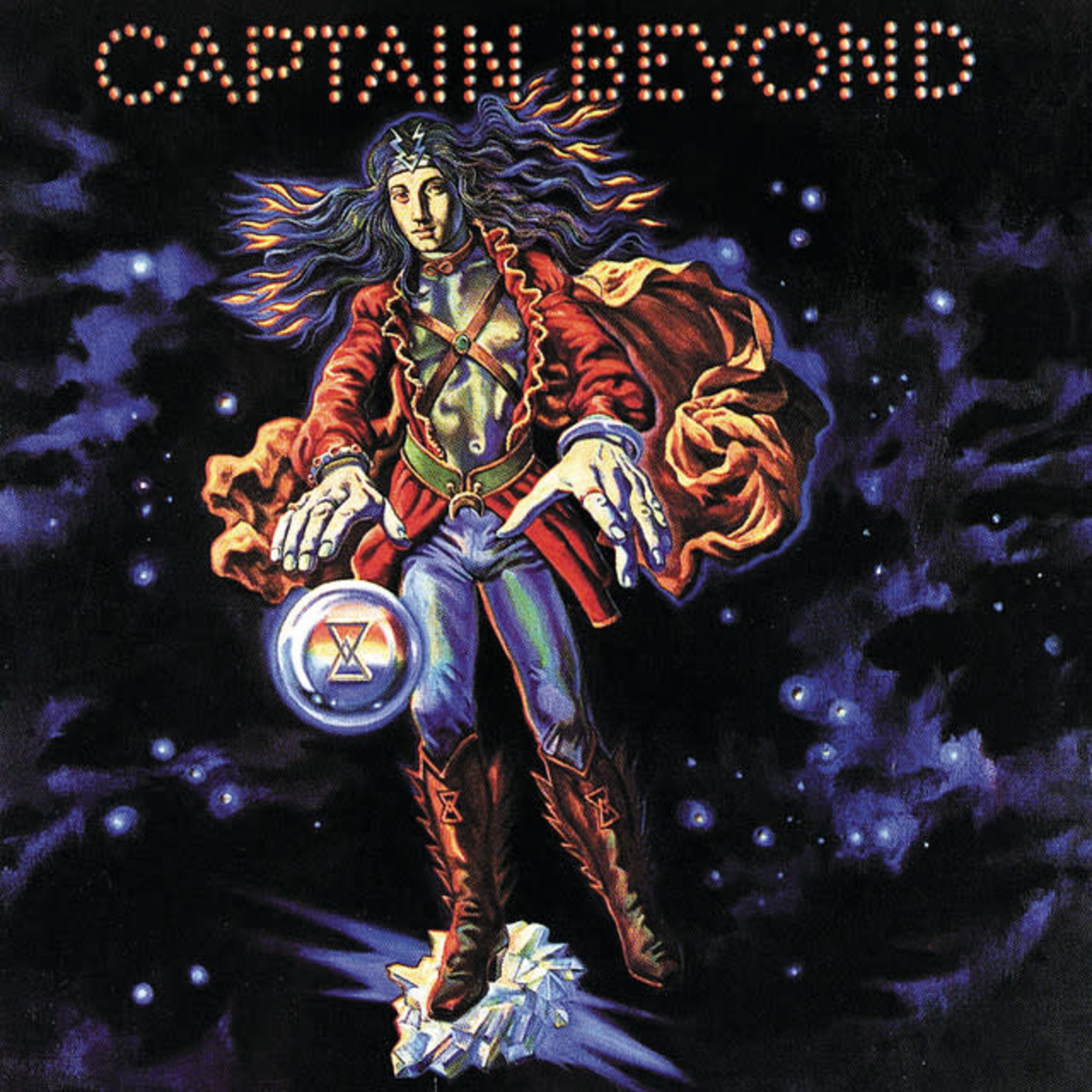 Vinyl Captain Beyond - S/T