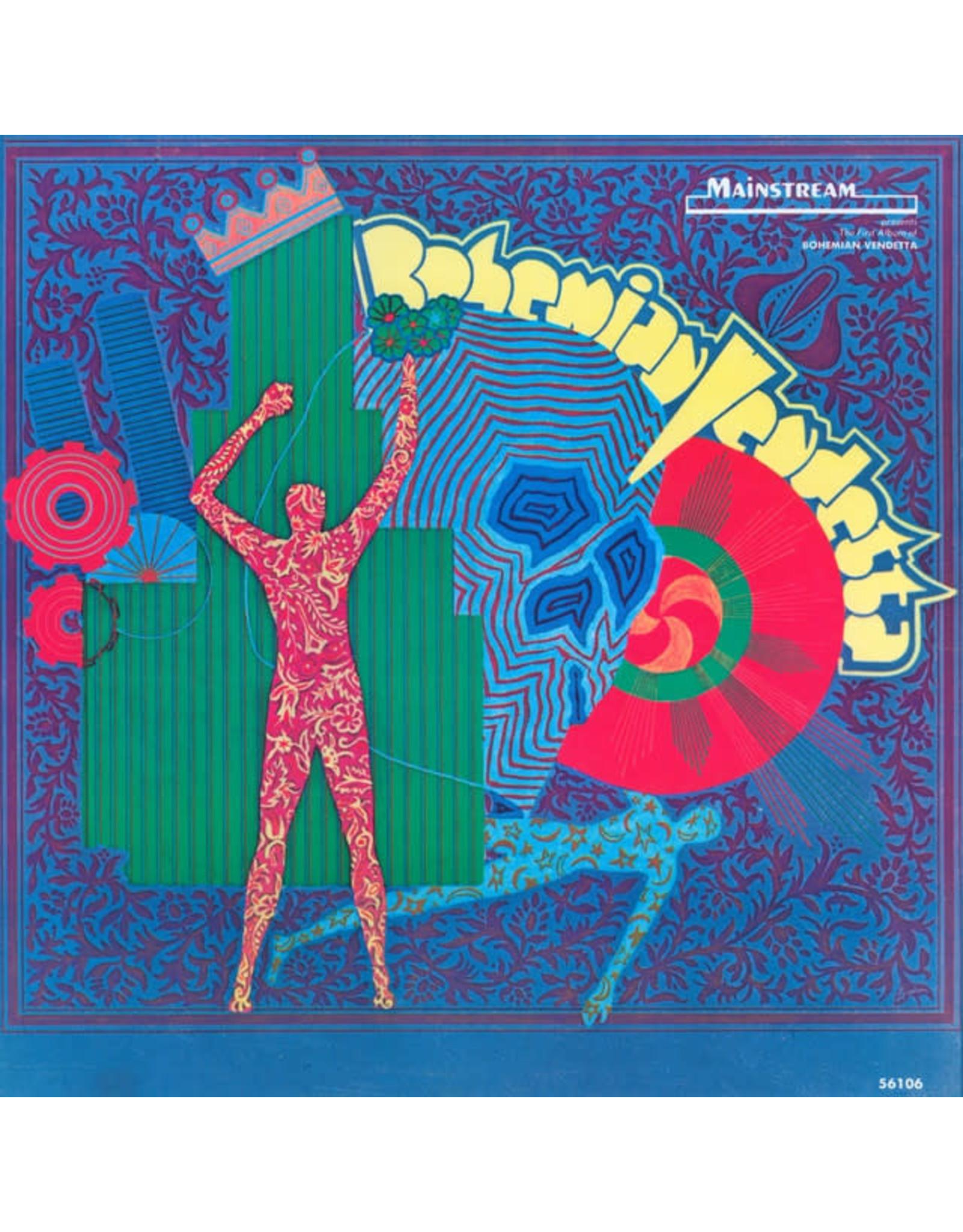 Vinyl Bohemian Vendetta - ST