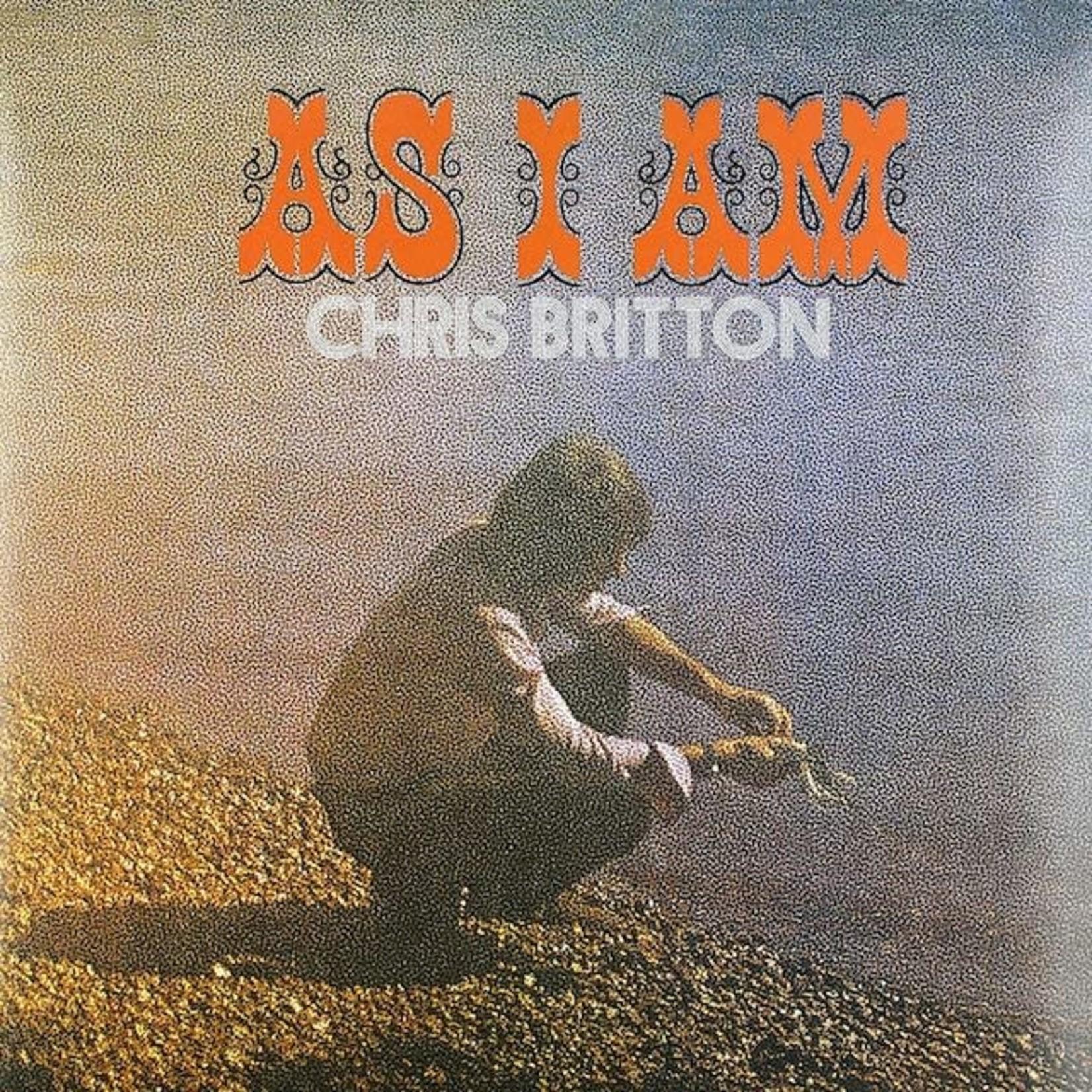 Vinyl Chris Britton - As I Am
