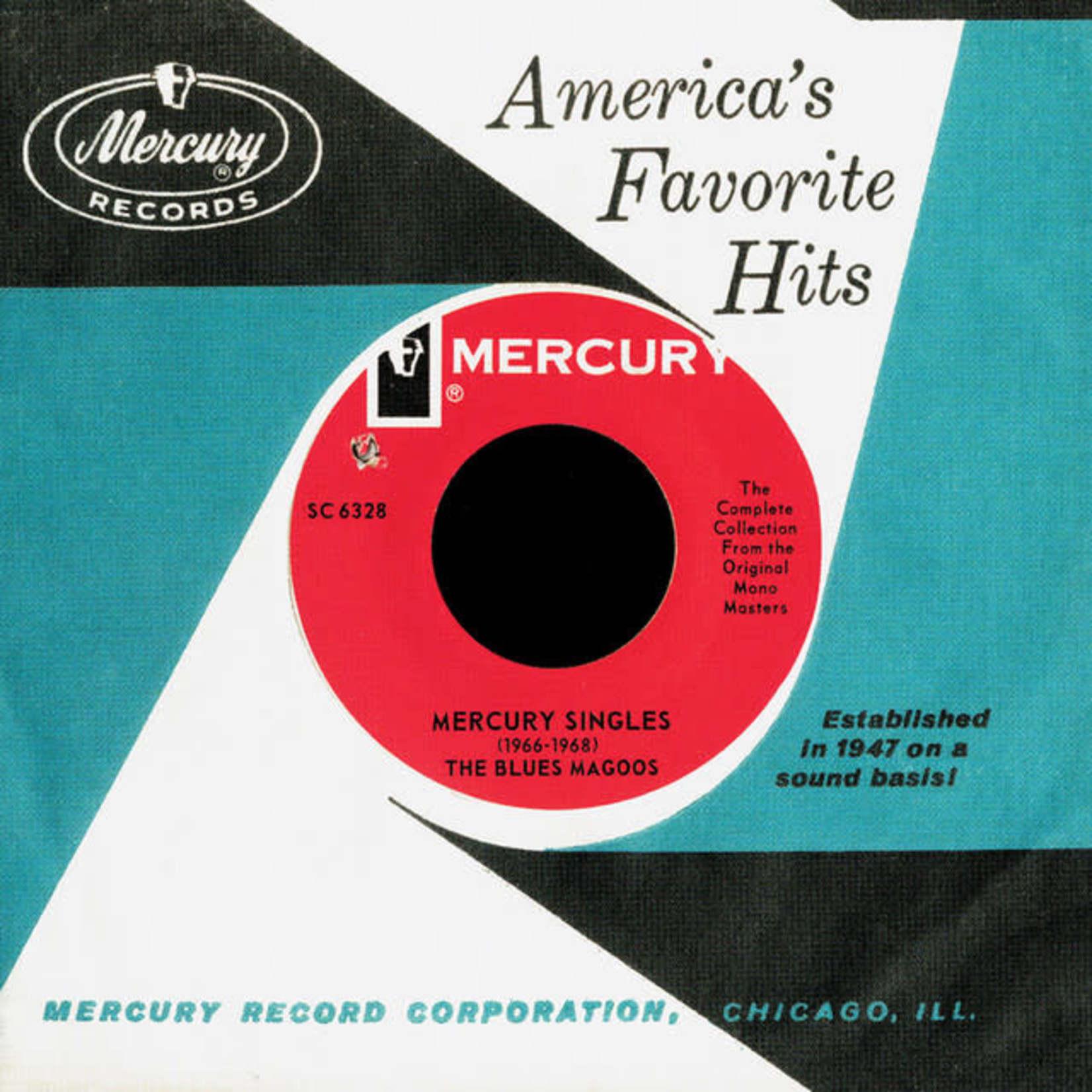 Vinyl The Blues Magoos - Mercury Singles