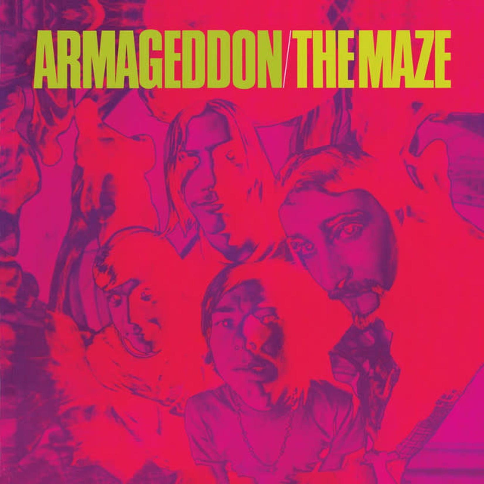 Vinyl The Maze - Armageddon