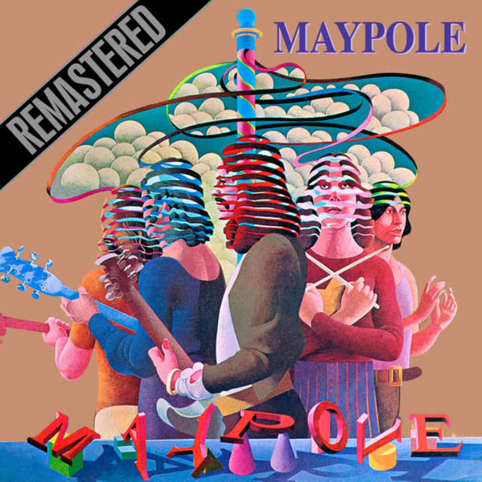 Vinyl Maypole - ST.  Final Sale