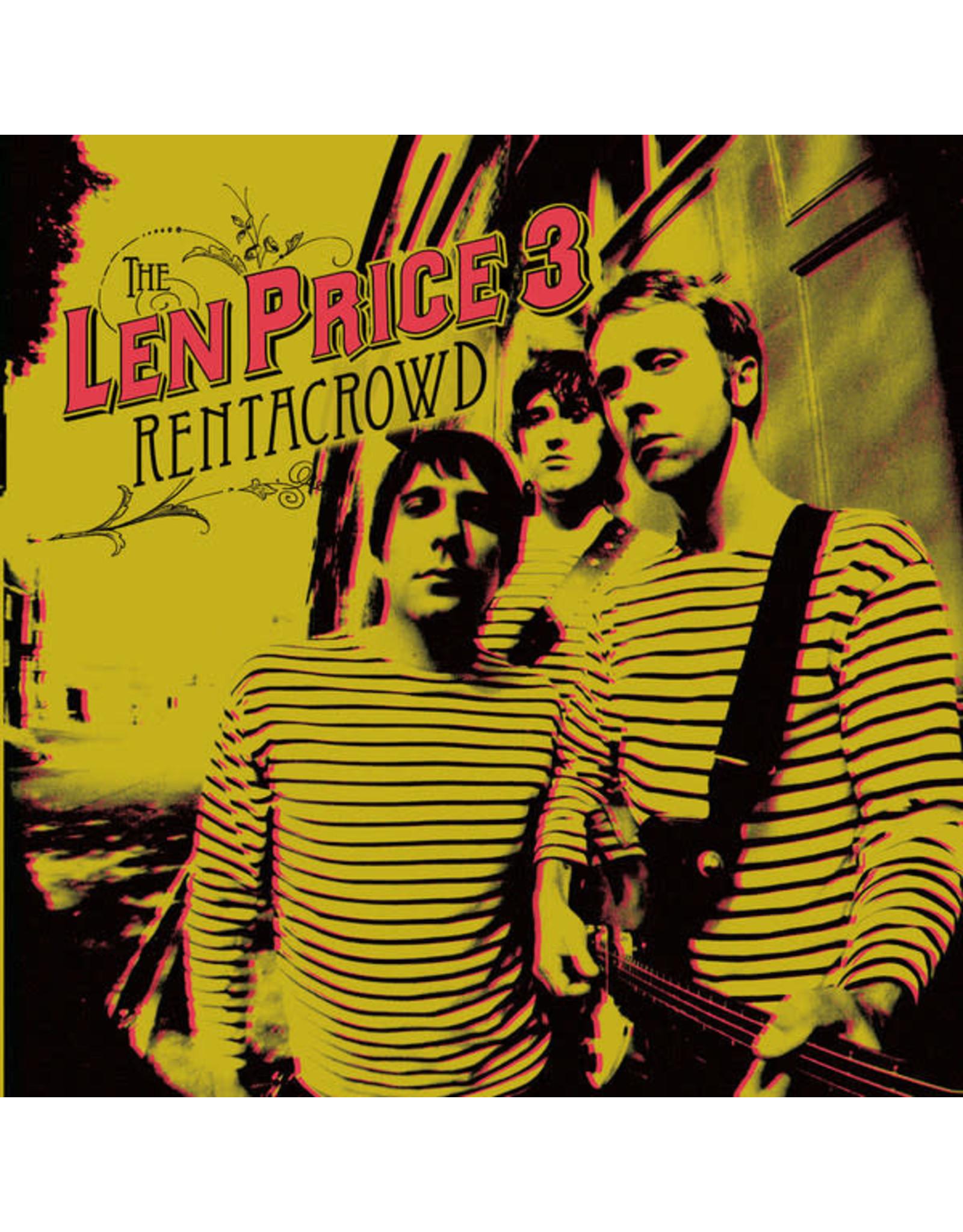Vinyl The Len Price 3 - Rentacrowd  Final Sale