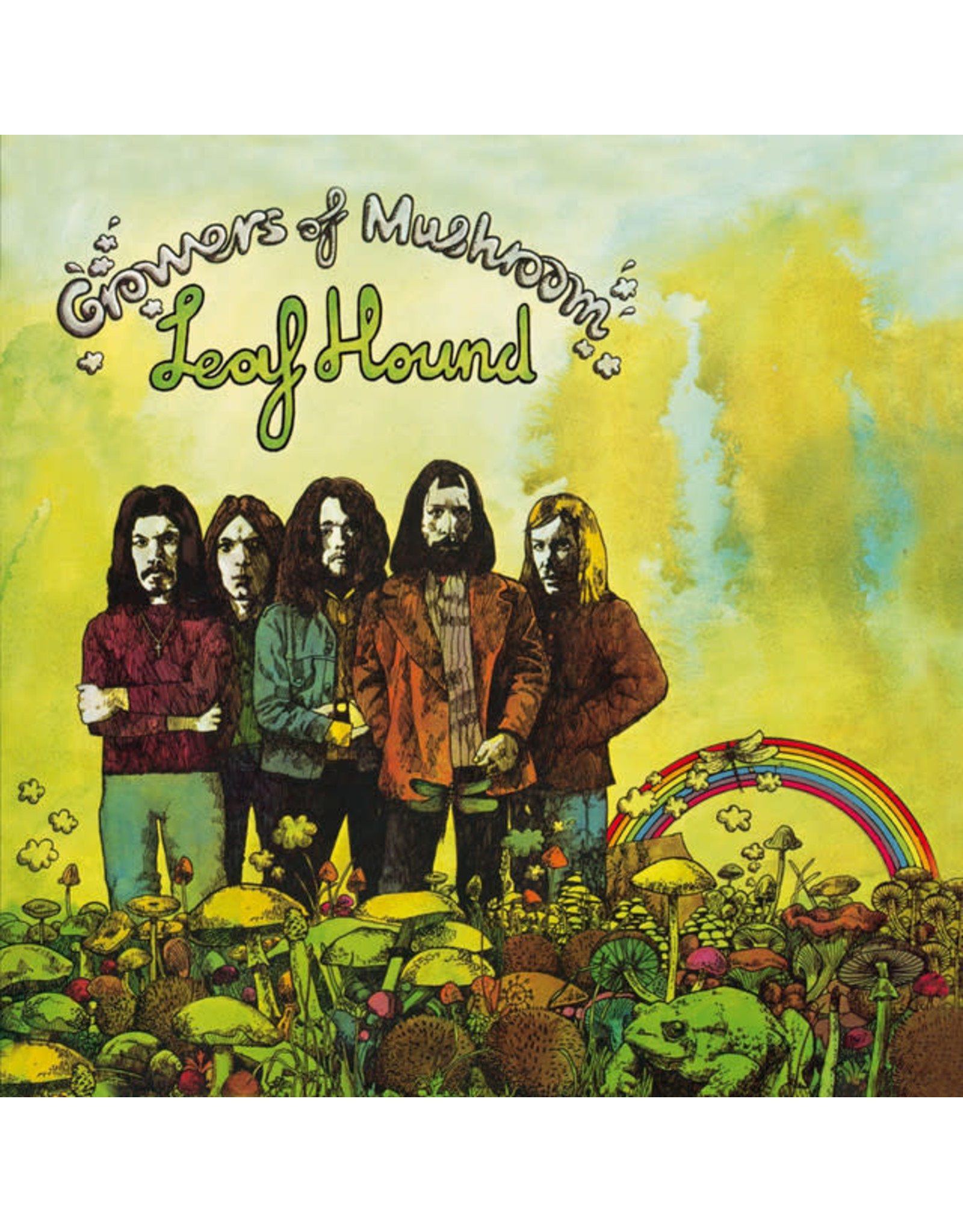 Vinyl Leaf Hound - Growers of Mushroom