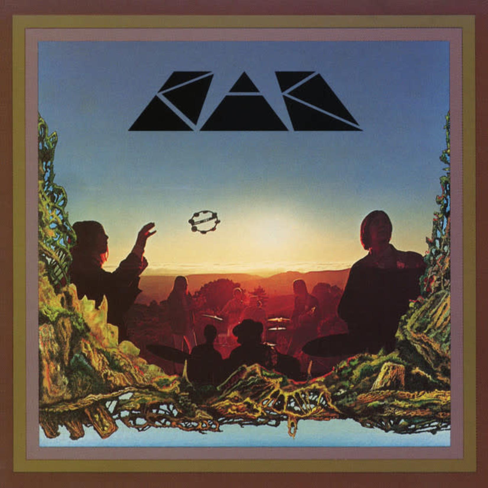 Vinyl KAK - S/T