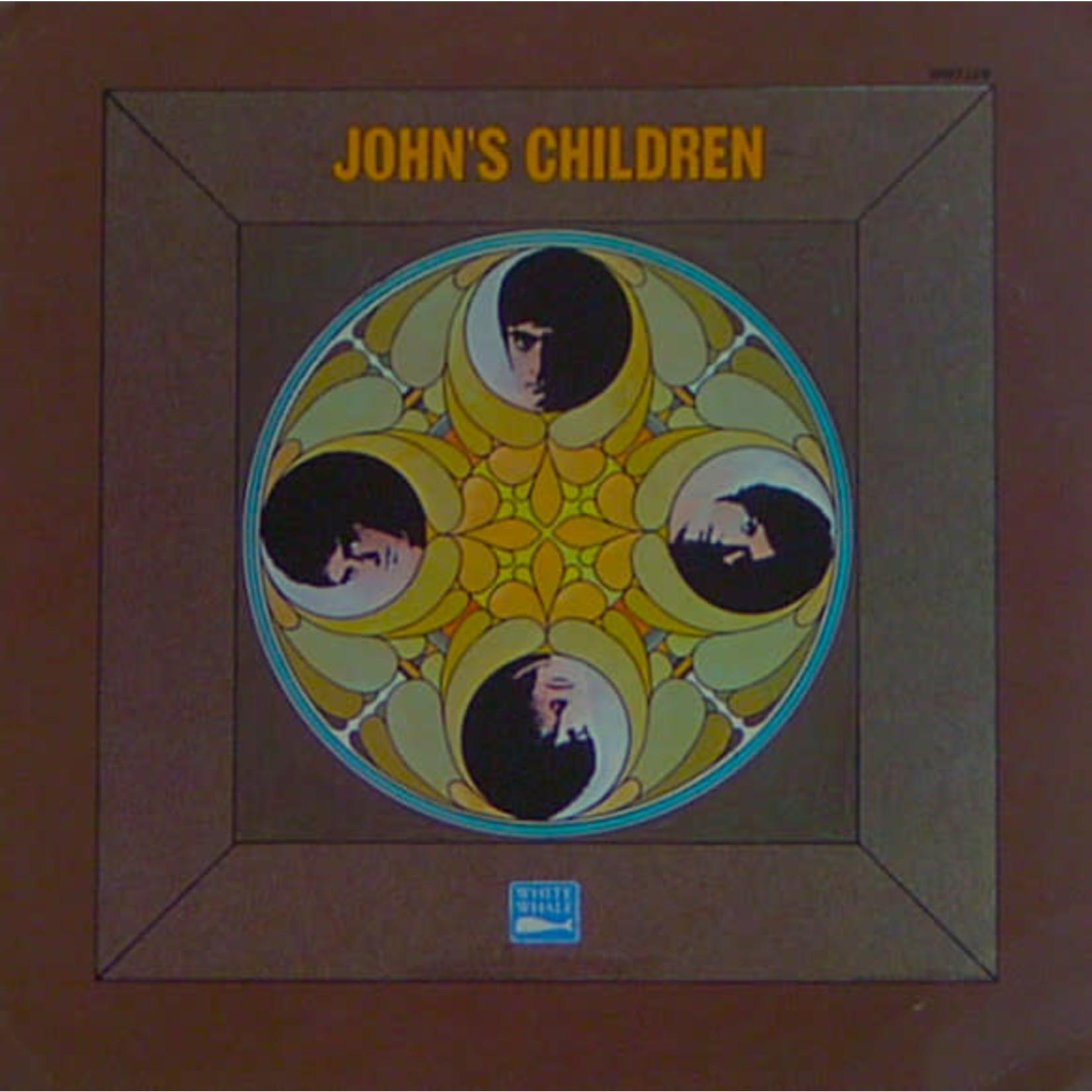 Vinyl John's Children - Orgasm $$