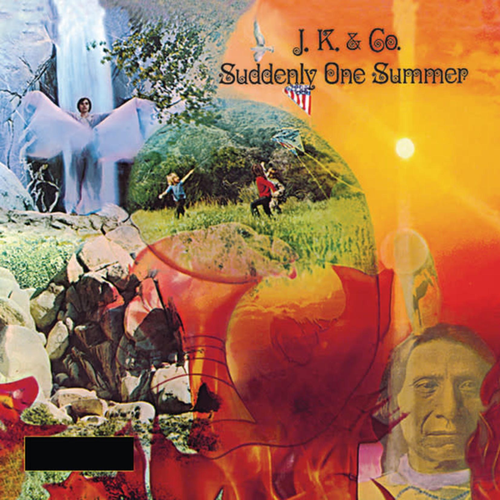 Vinyl J.K. & Co. - Suddenly One Summer