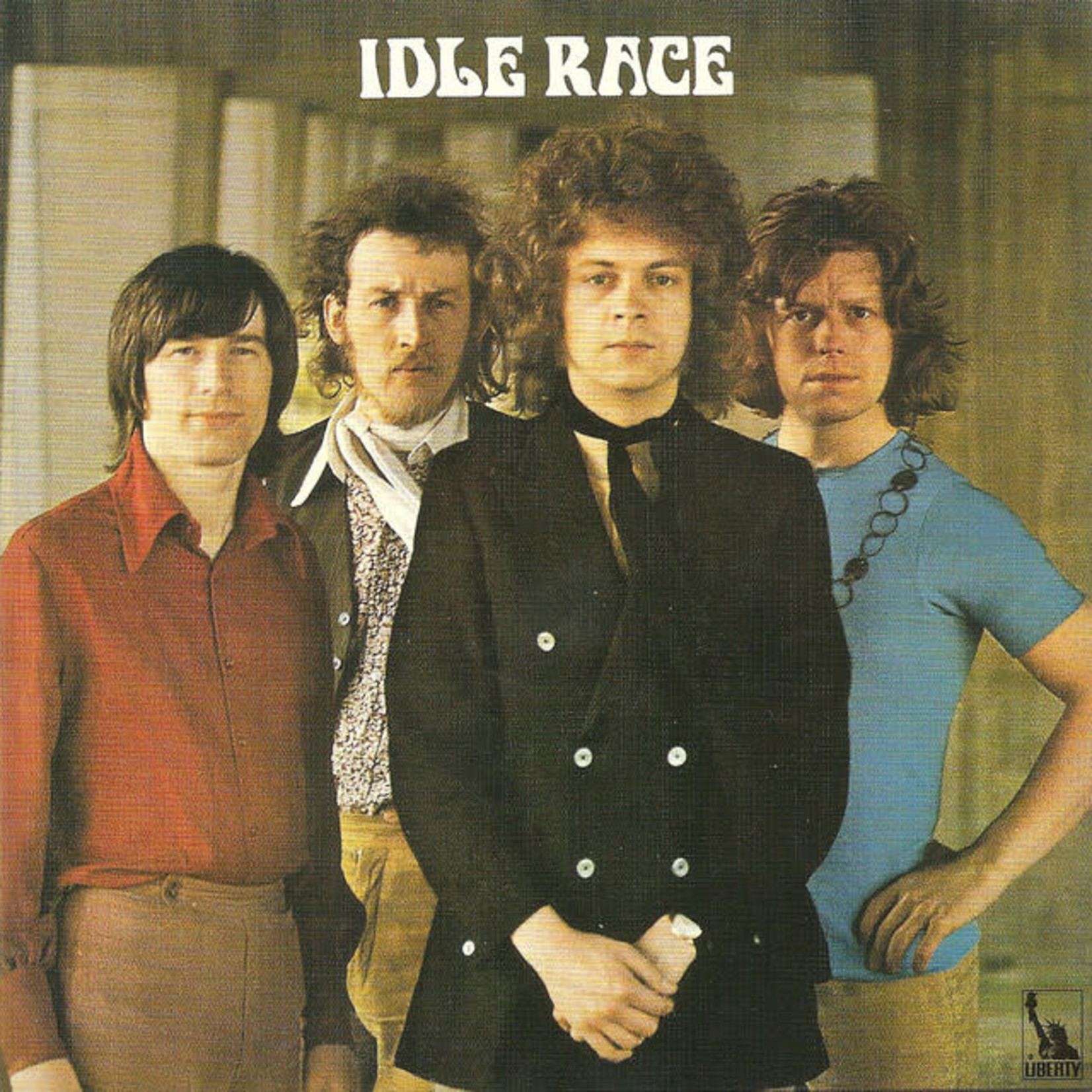 Vinyl Idle Race - ST