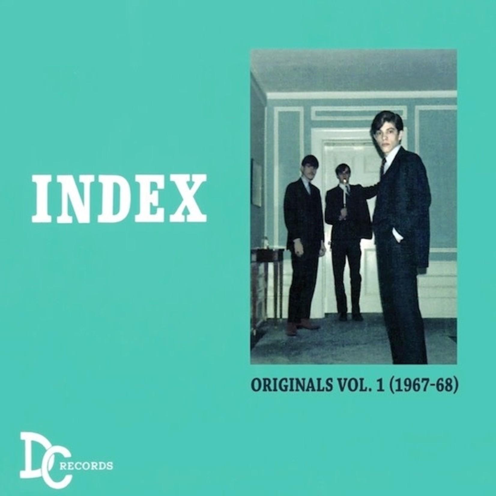 Vinyl Index - Originals Vol.1 (1967-68)