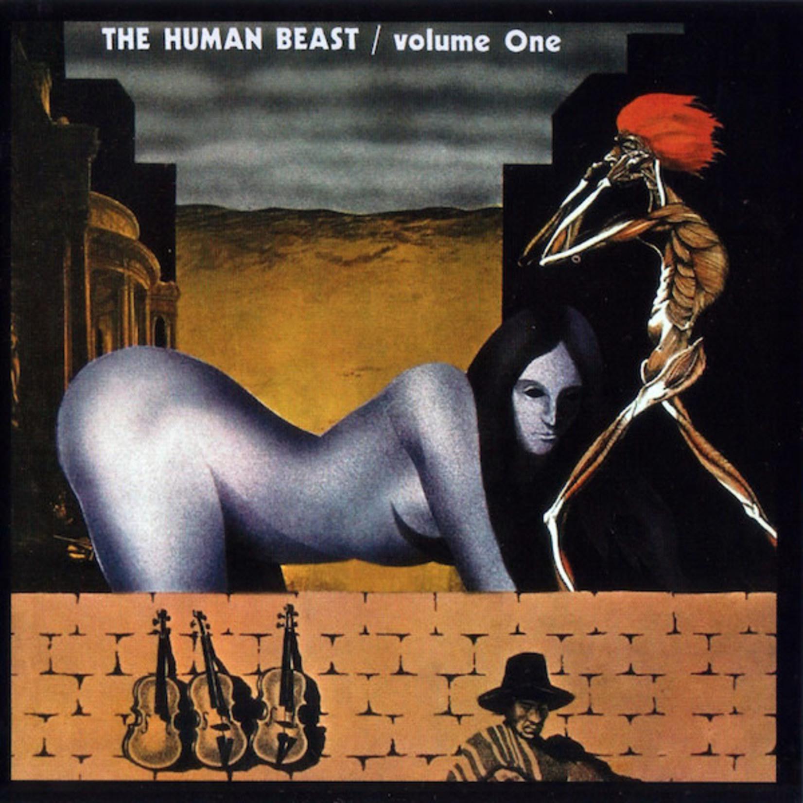 Vinyl The Human Beast - Volume One.  $$