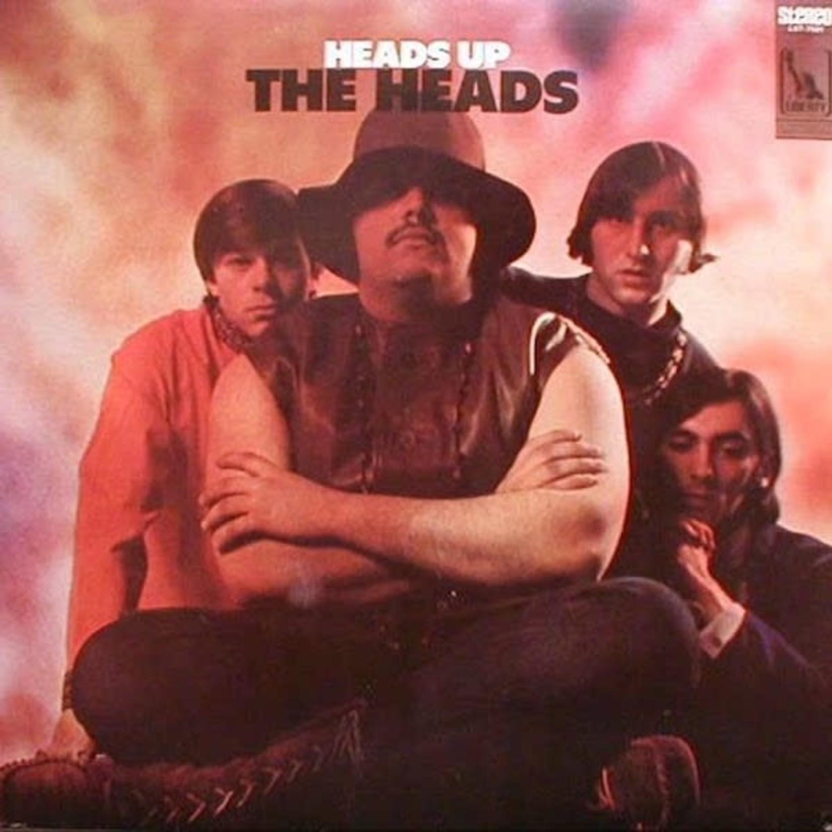 Vinyl The Heads - Heads Up