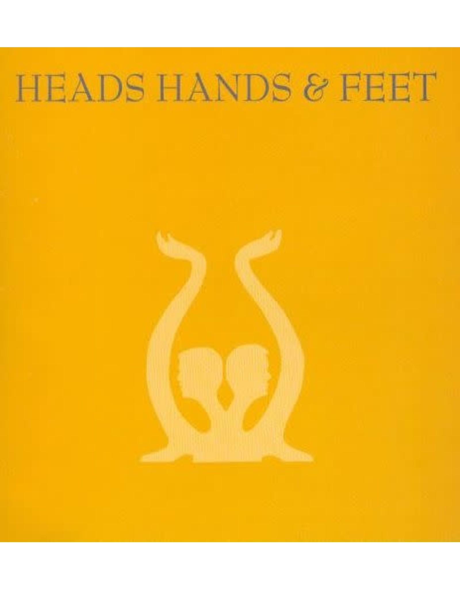 Vinyl Heads Hands & Feet - ST