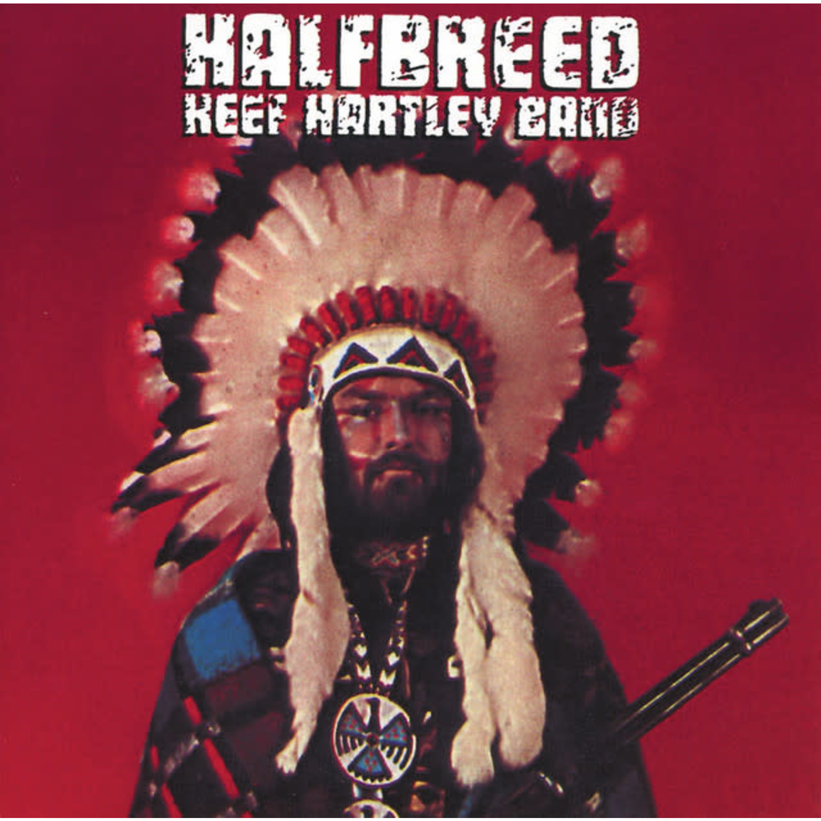 Vinyl The Keef Hartley Band - Halfbreed