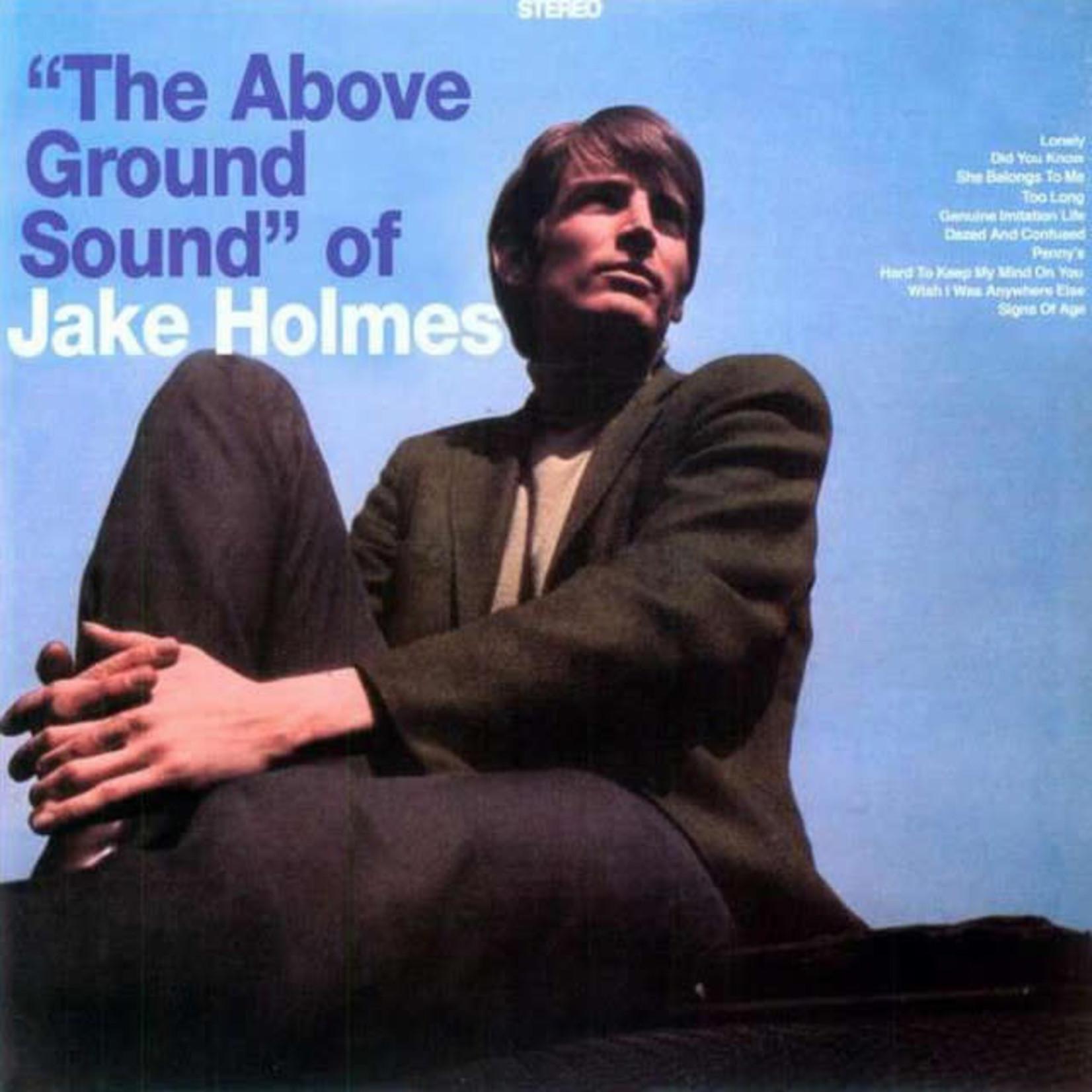 Vinyl Jake Holmes - The Above Ground Sound of